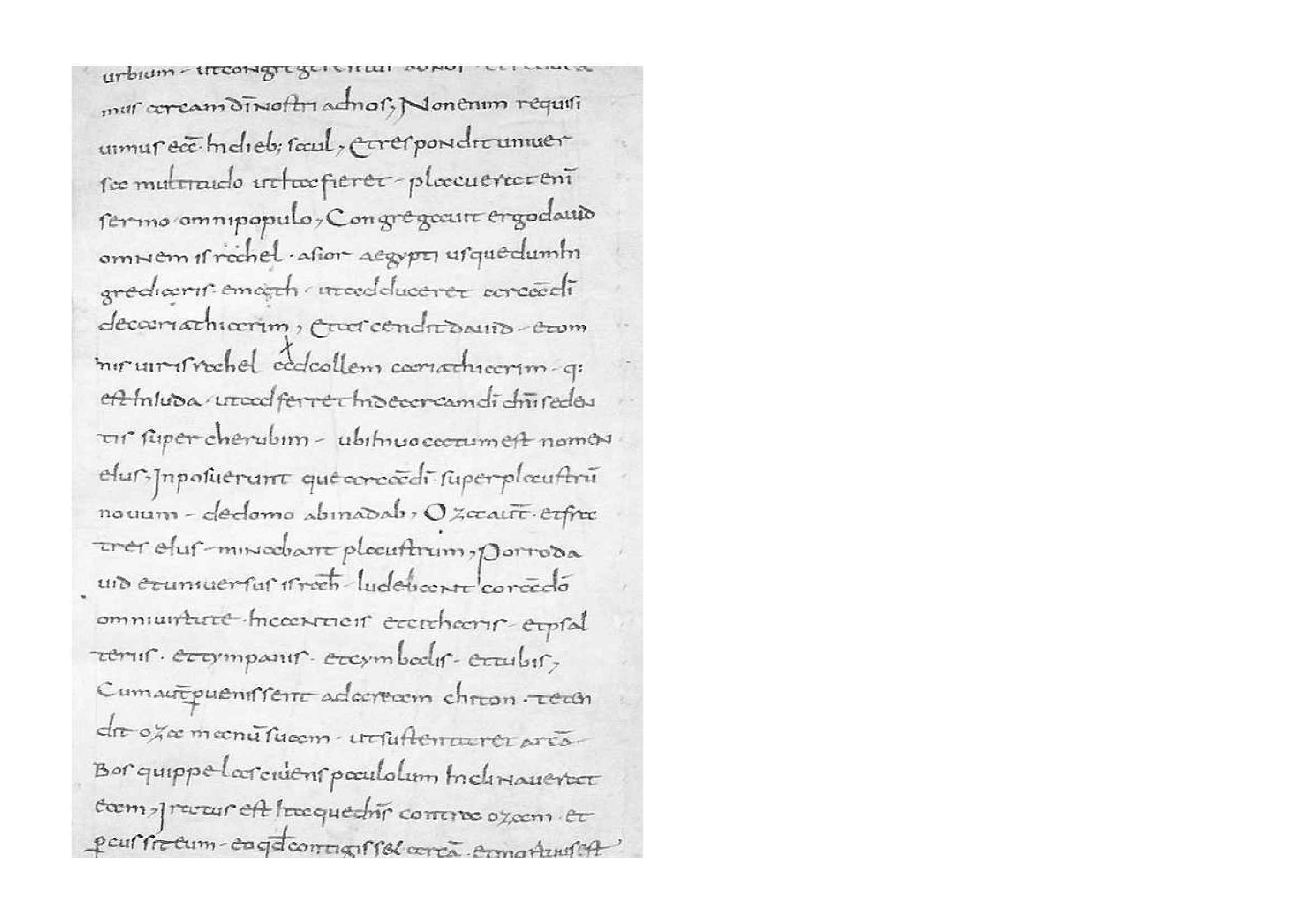 dispensa M. Palma Paleografia latina