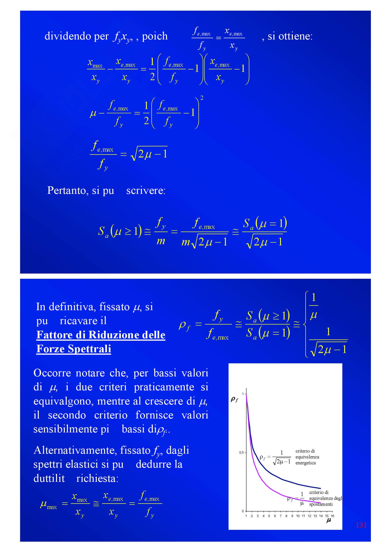 Dinamica delle strutture - Appunti Pag. 131
