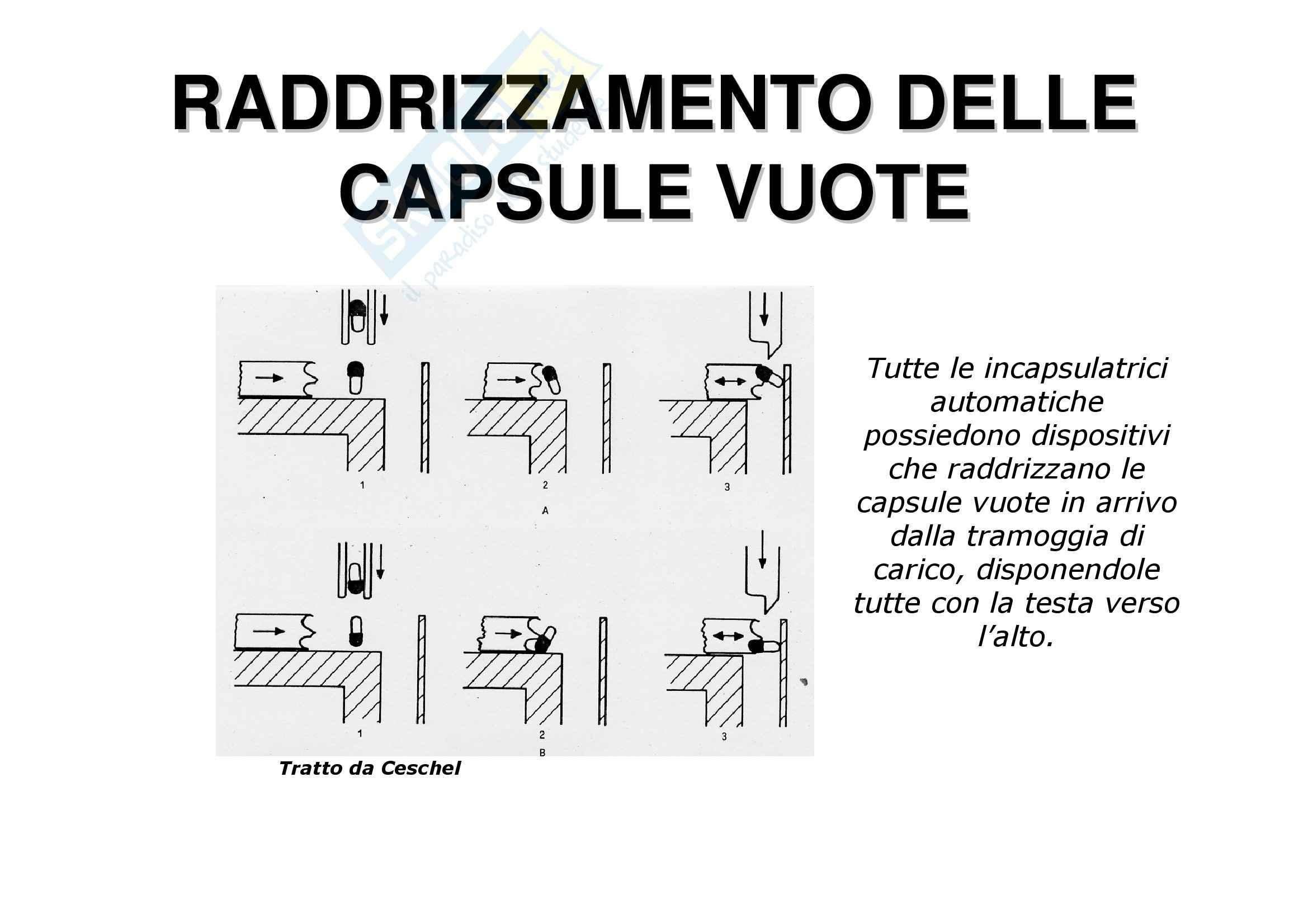 Tecnica farmaceutica - le capsule Pag. 26