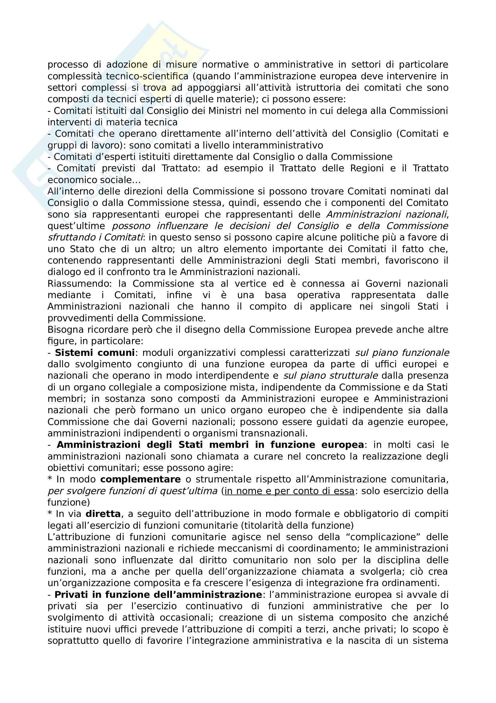 """Riassunto lezioni del corso """"Diritto amministrativo"""" (Codice esame 120041) Pag. 31"""