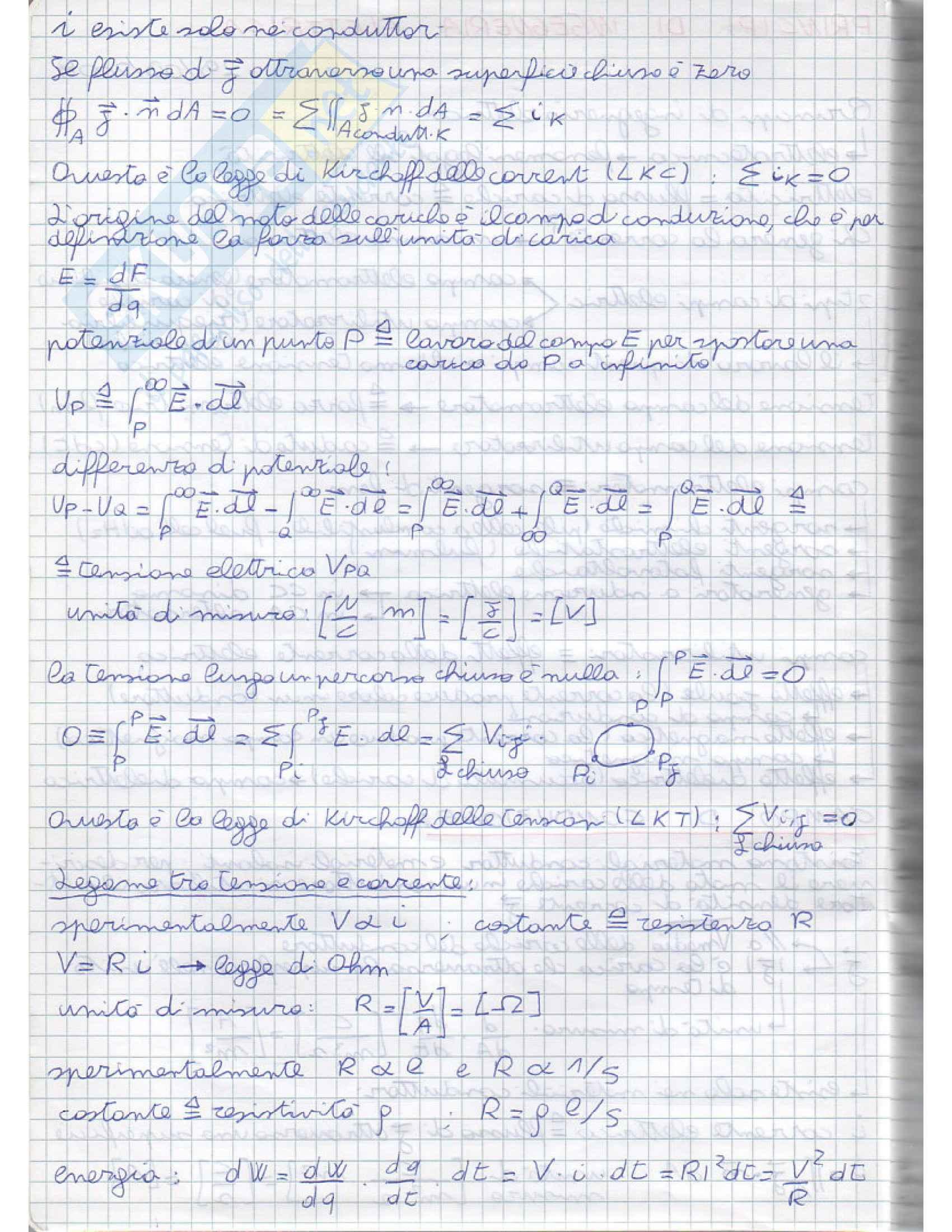 Principi di ingegneria elettrica - Appunti Pag. 2