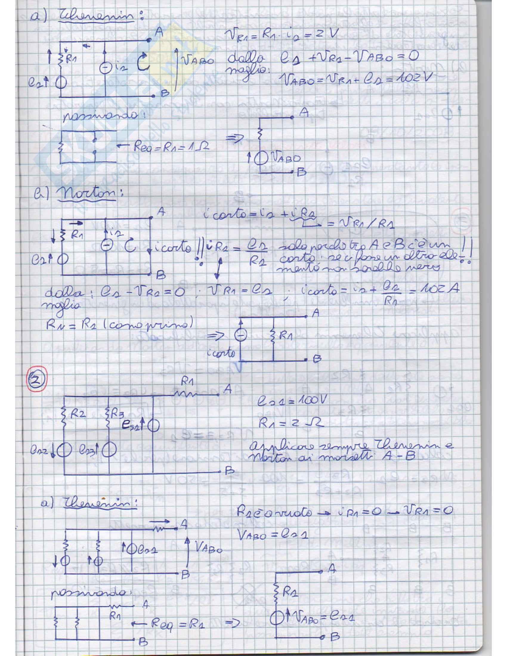 Principi di ingegneria elettrica - Appunti Pag. 21
