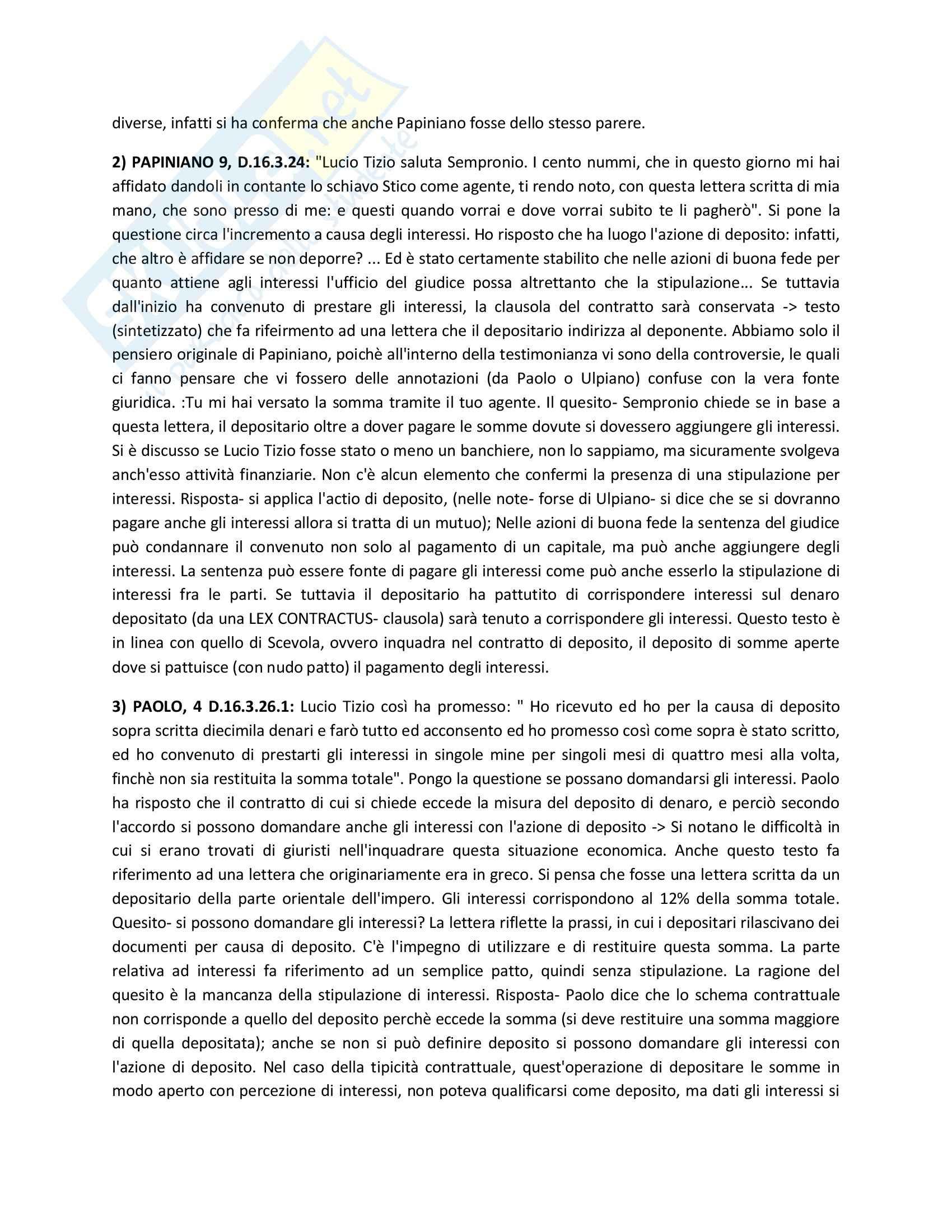 Diritto romano - nozioni generali Pag. 66