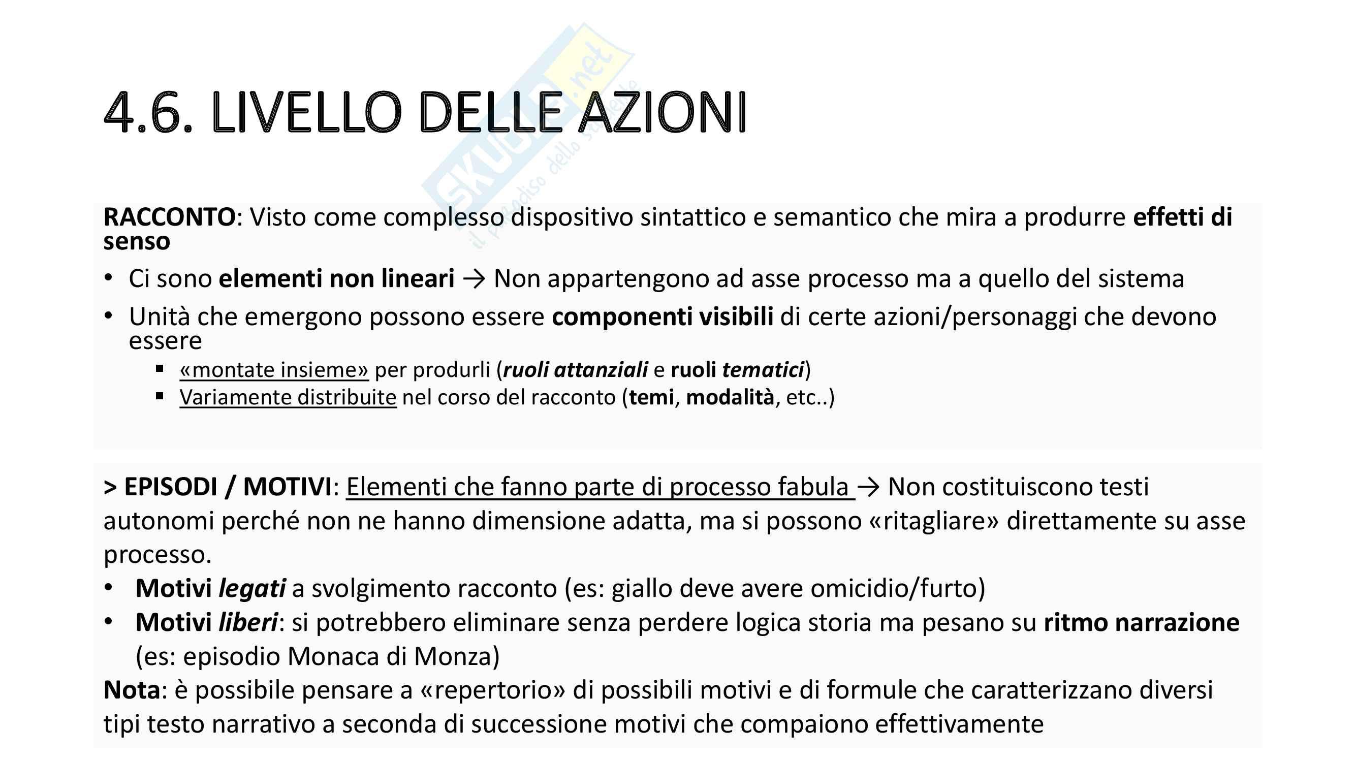 """Riassunto esame Semiotica, proff. Ferraro e Leone, libro consigliato """"Manuale di semiotica"""", Volli Pag. 41"""