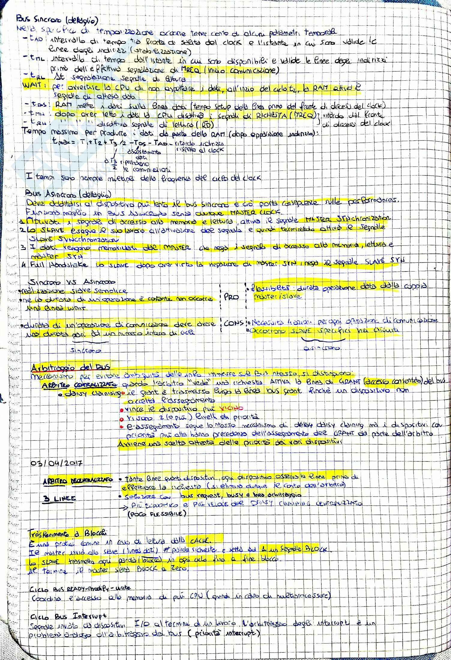 Architettura Degli Elaboratori Pag. 26