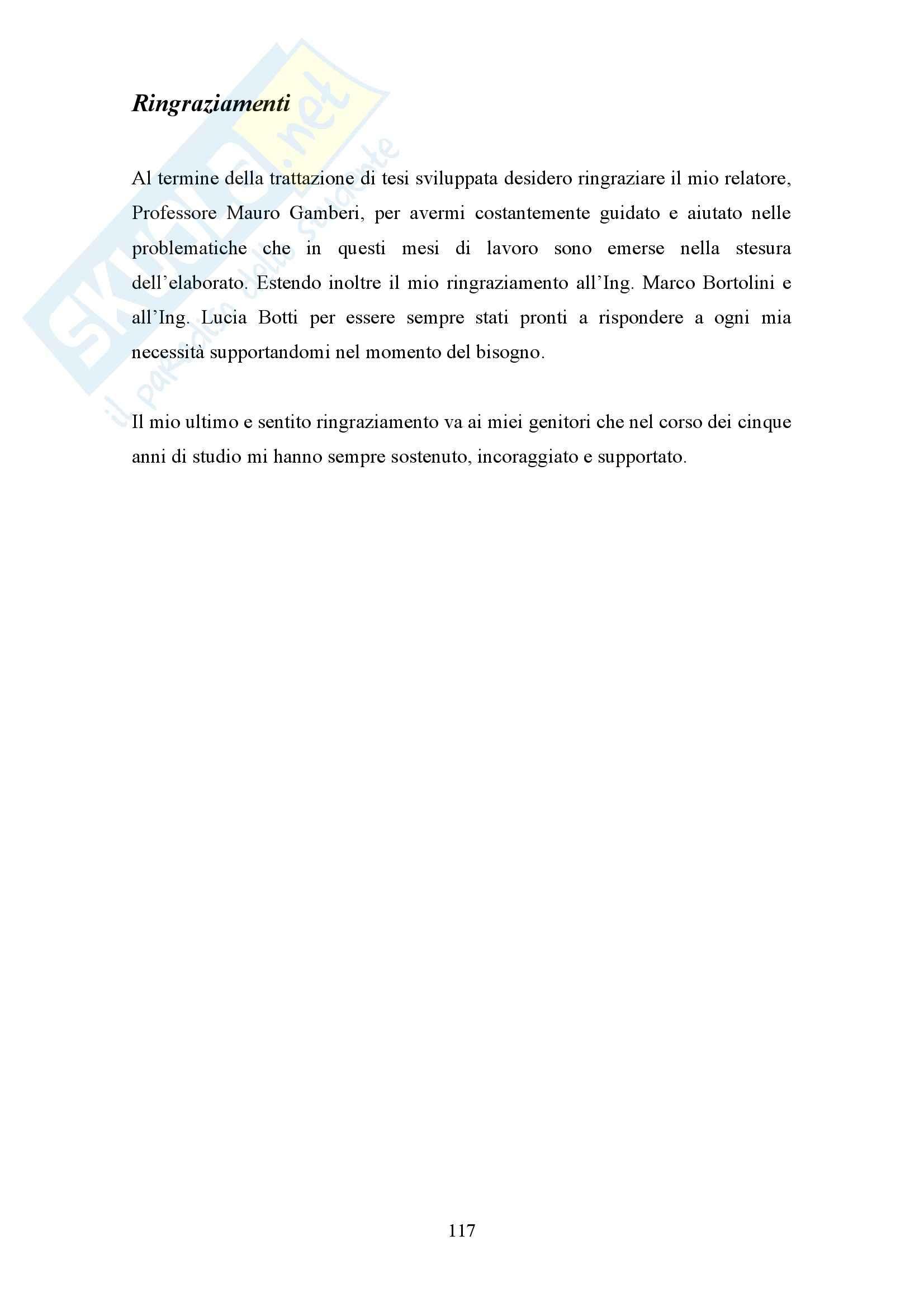 Tesi, Sviluppo di principi di allocazione della merce all'interno di magazzini automatizzati mediante modelli Multi-Obiettivo Pag. 121