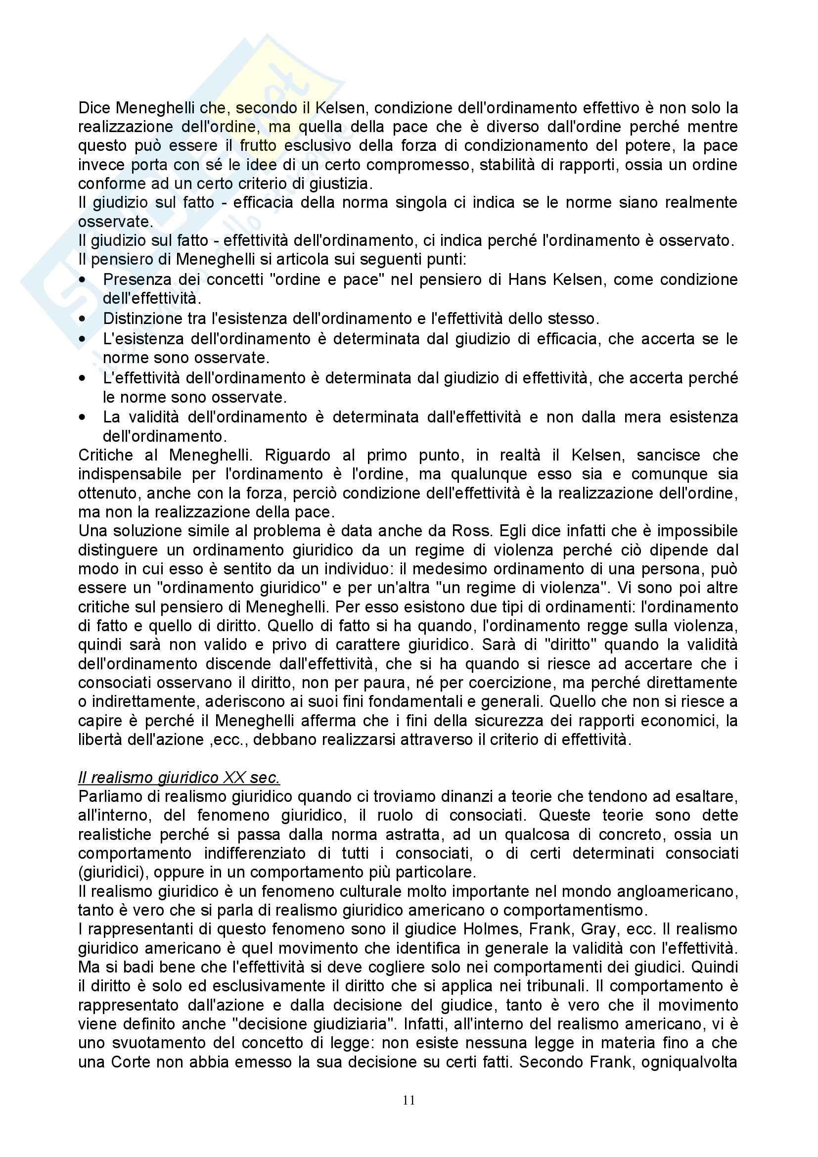 Filosofia del diritto - Appunti Pag. 11