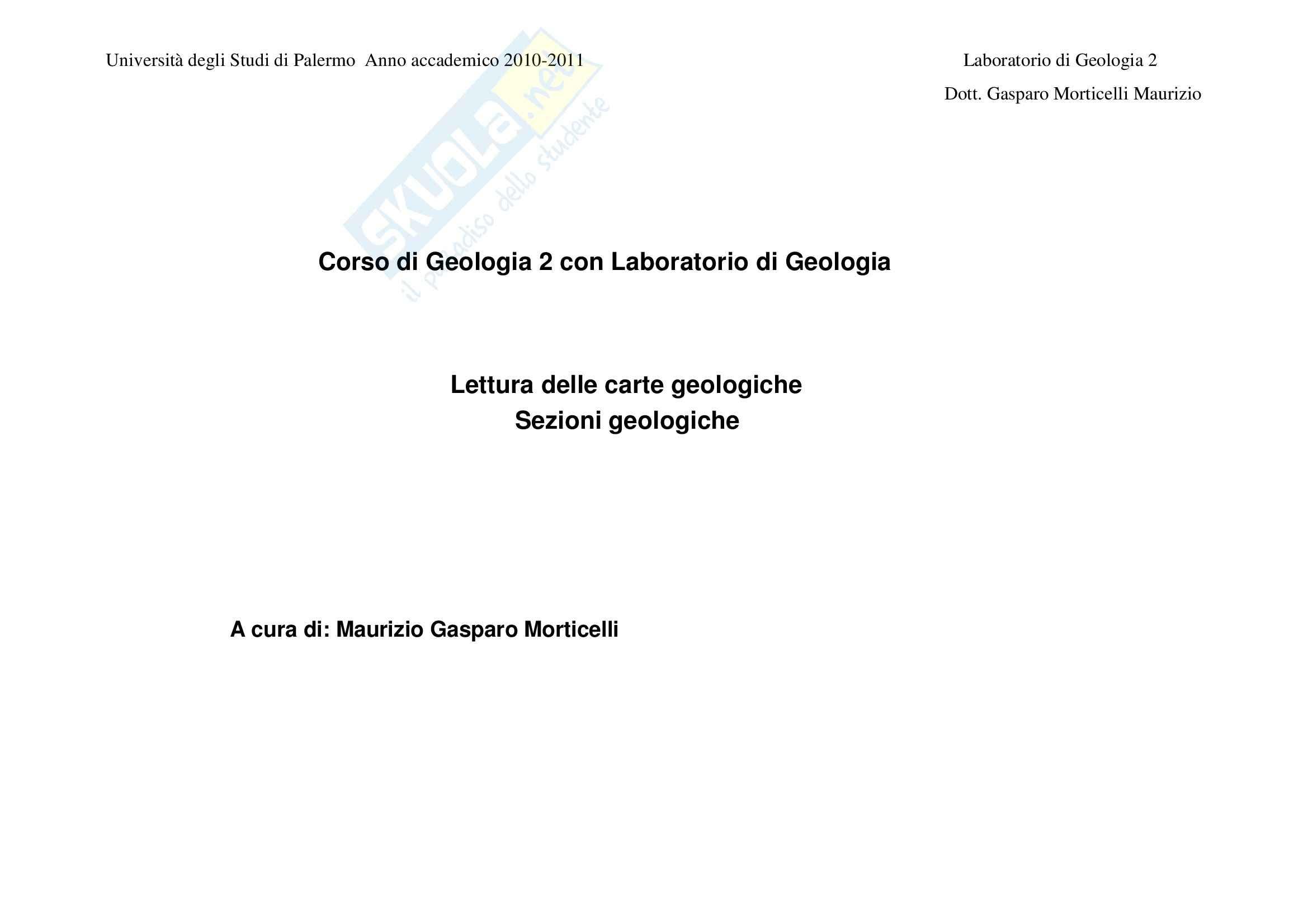 Geologia - Appunti