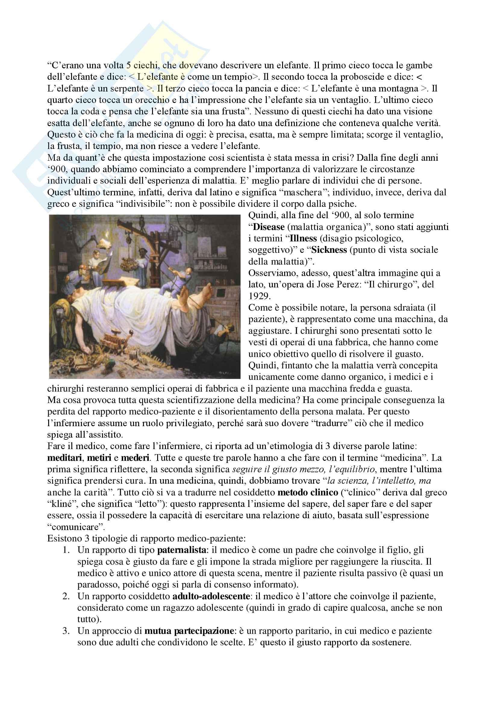 Storia Della Medicina - Appunti Completi Pag. 2