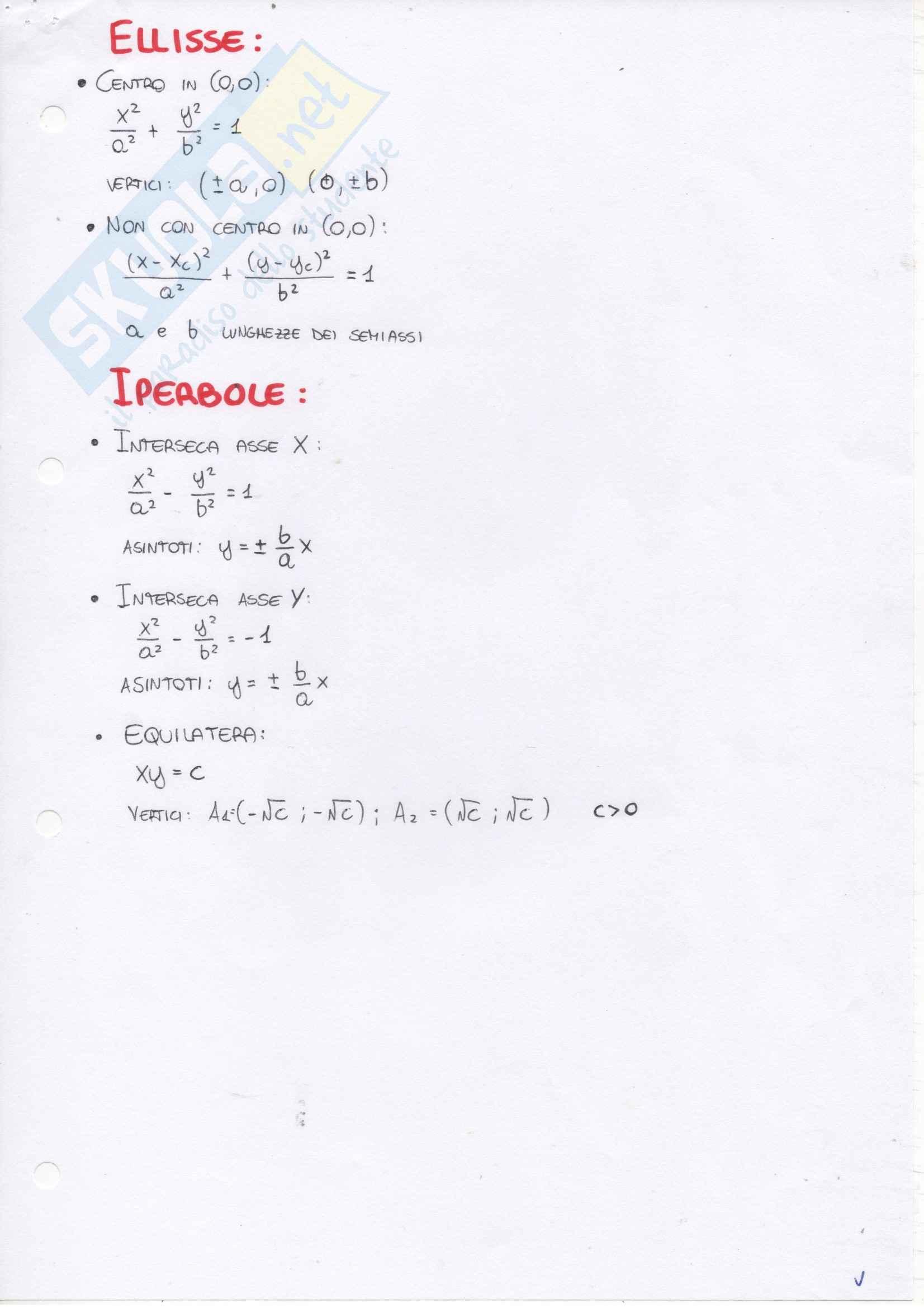 appunto E. Piazza Analisi matematica II