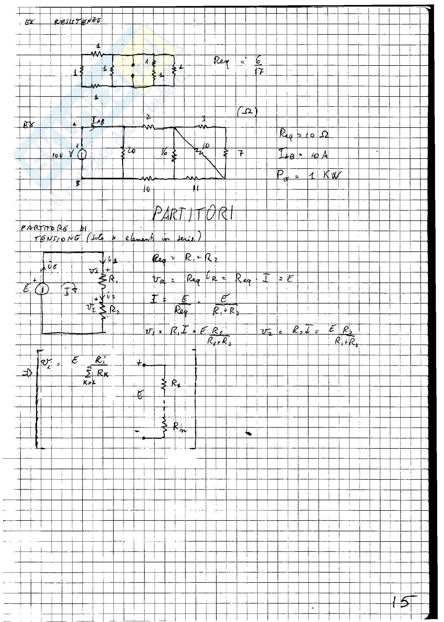 Elettrotecnica - Appunti Pag. 16