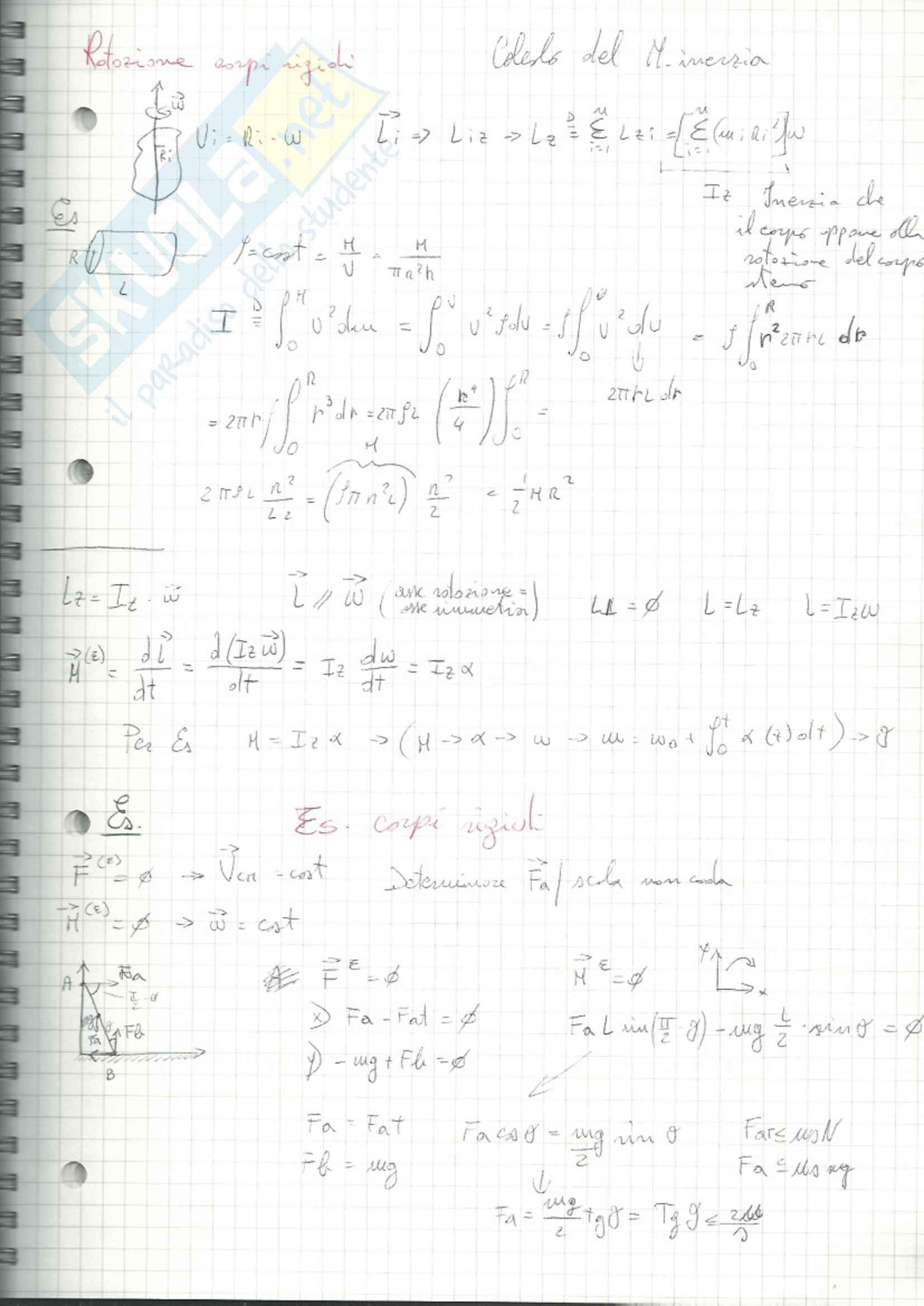 Meccanica e termodinamica, Fisica 1 Pag. 81