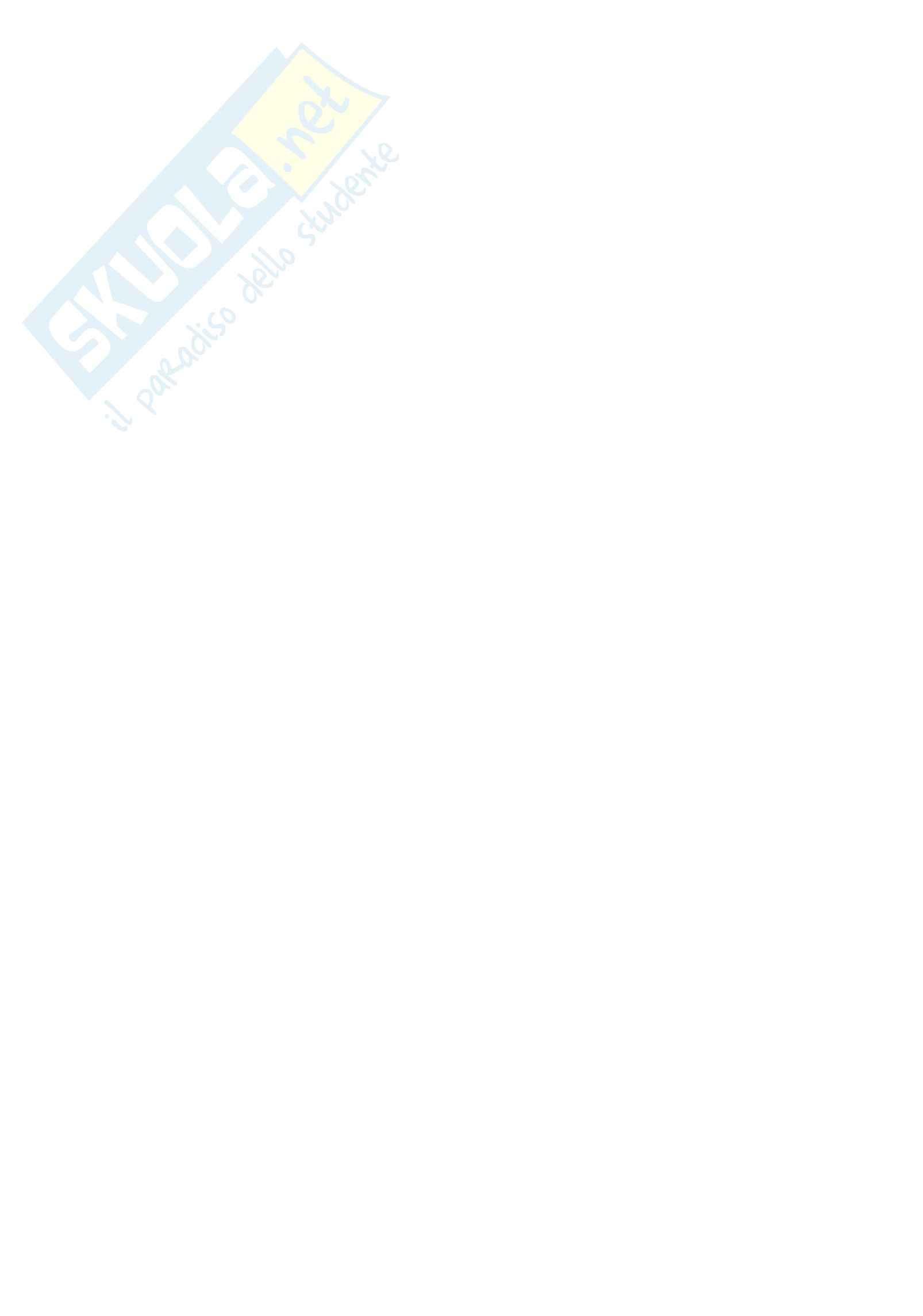 Fisica Meccanica - Appunti