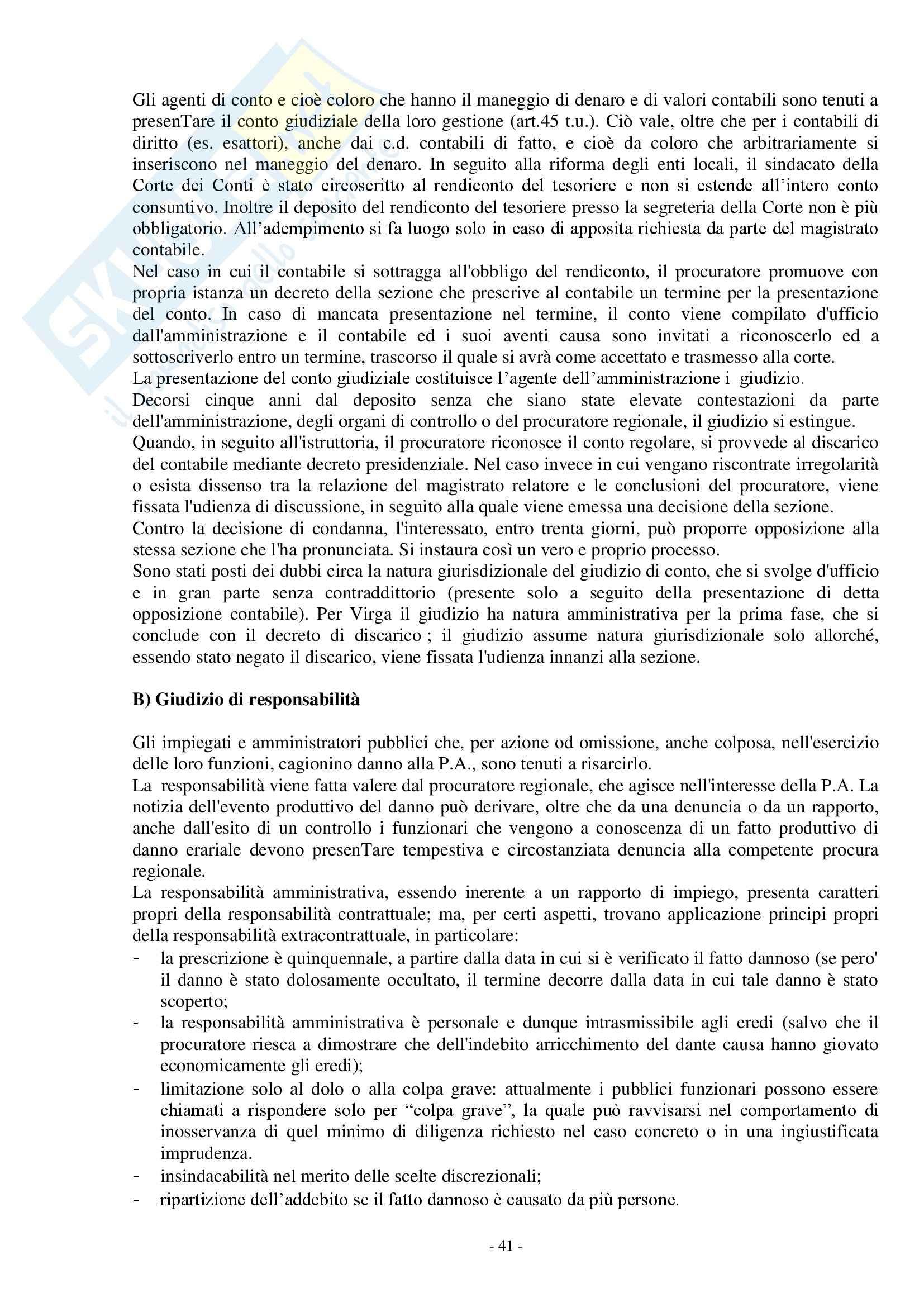 Diritto amministrativo - Atti e ricorsi Pag. 41