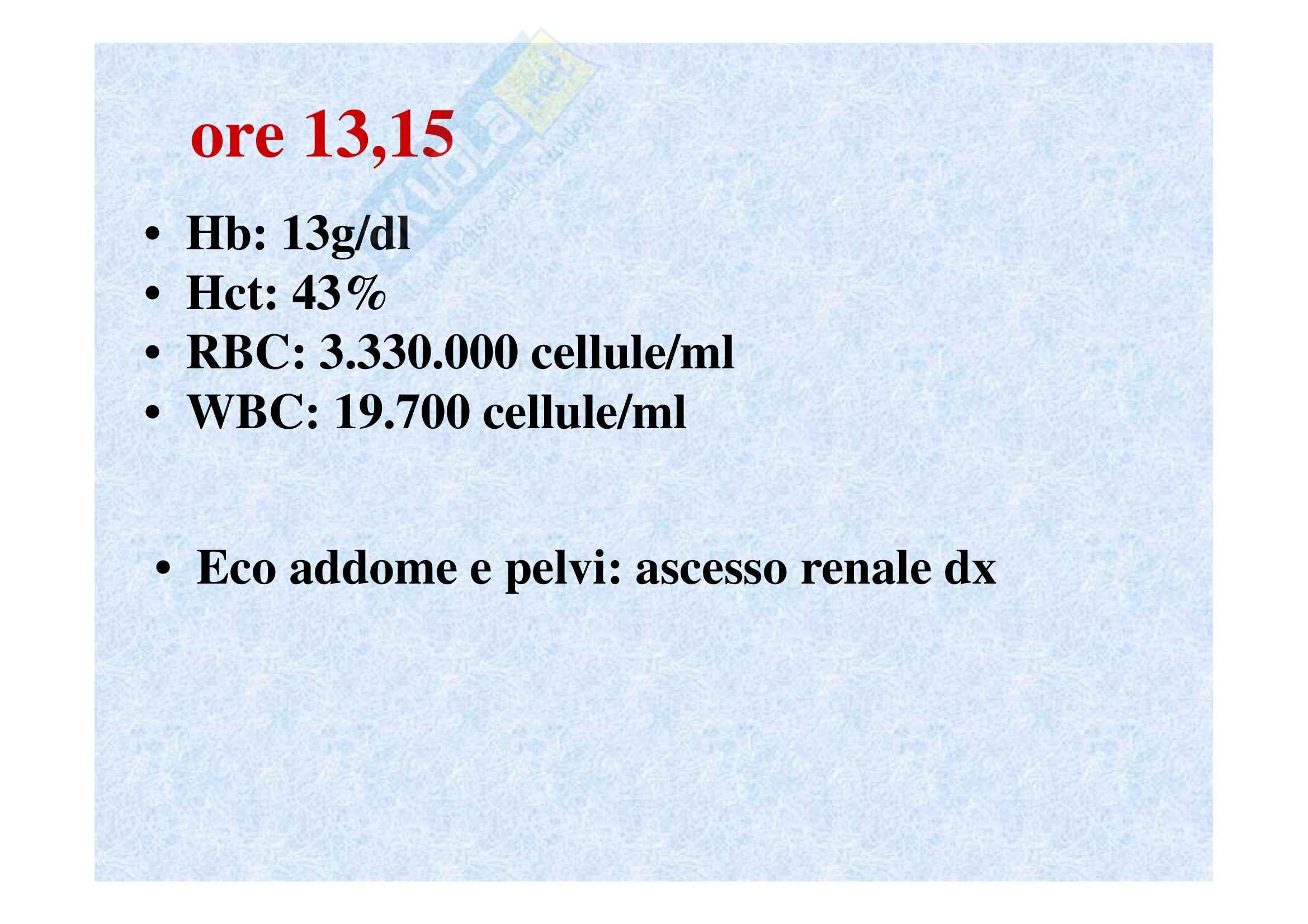 Emergenze medico-chirurgiche II - sepsi e shock settico prima parte Pag. 16