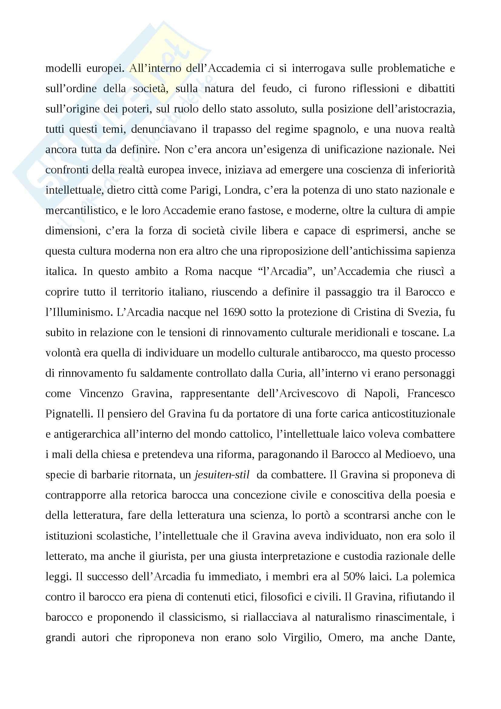Riassunto esame Storia Moderna, prof. Damiani, libro consigliato L'Italia del 700: Crisi, Trasformazioni e Lumi, Carpanetto, Recuperati Pag. 21