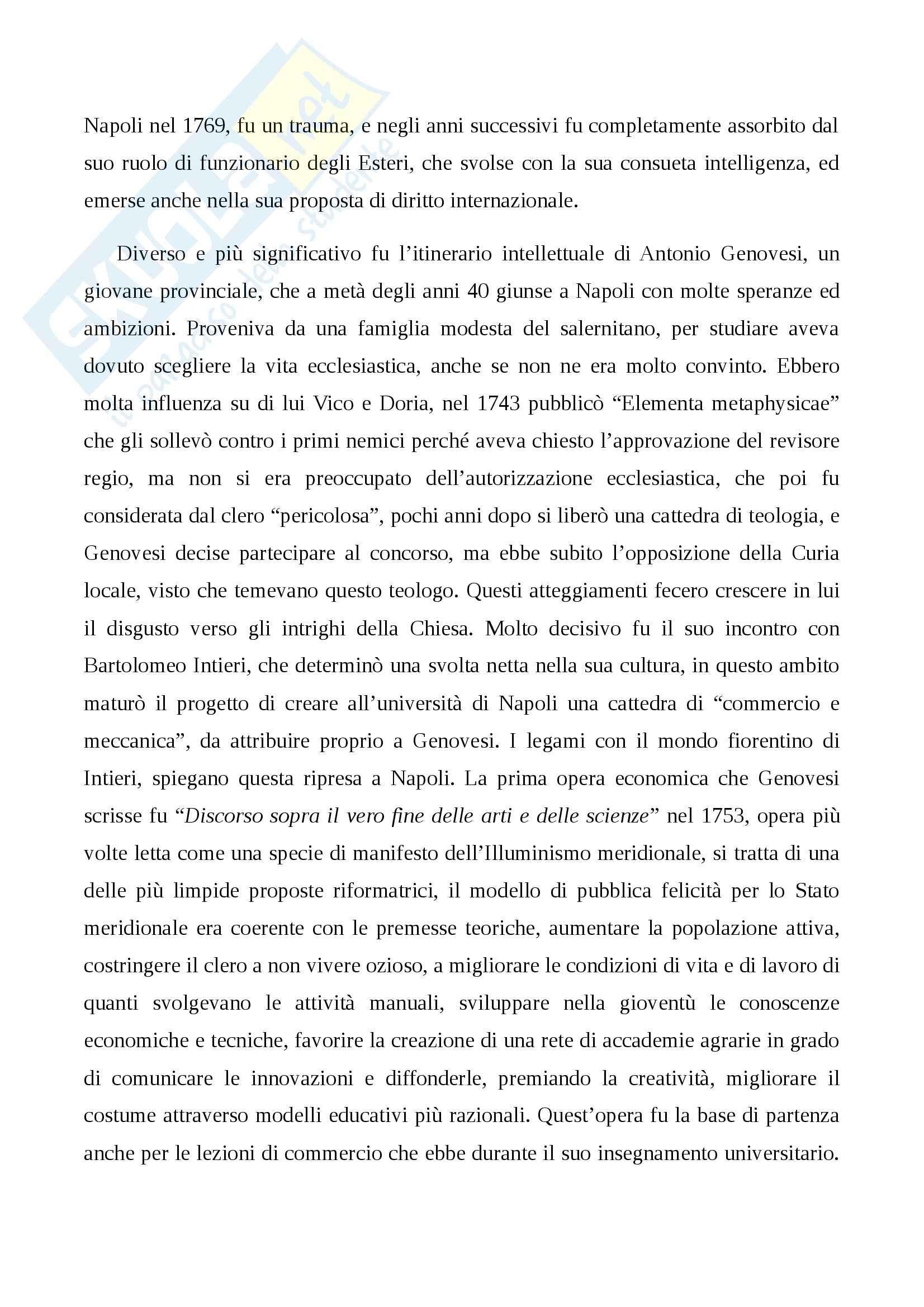 Riassunto esame Storia Moderna, prof. Damiani, libro consigliato L'Italia del 700: Crisi, Trasformazioni e Lumi, Carpanetto, Recuperati Pag. 61