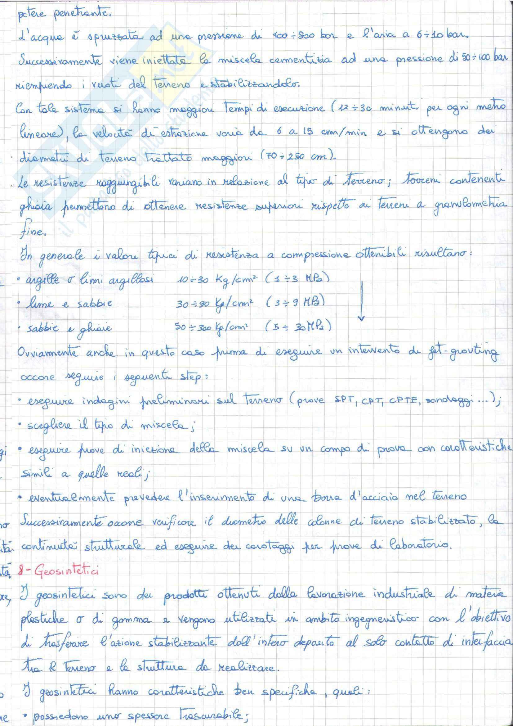 Stabilità del territorio e geotecnica ambientale - appunti Pag. 31