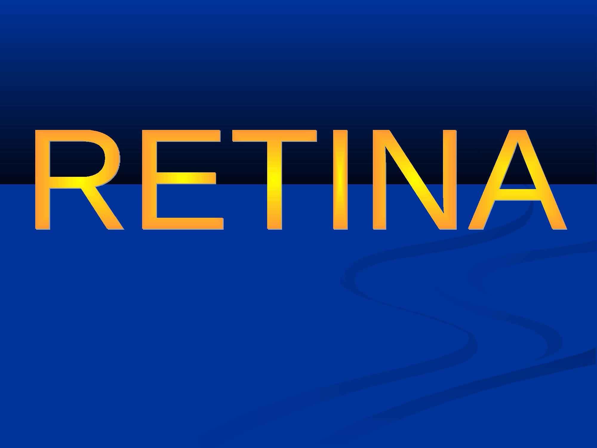 Retina - Distrofie retiniche