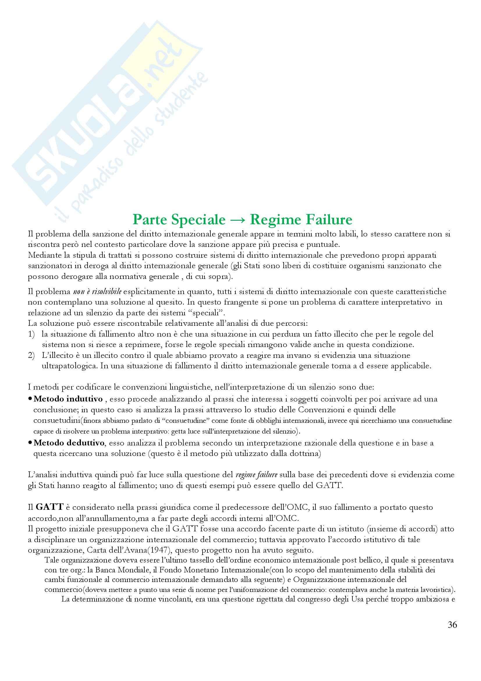 Diritto internazionale - Appunti Pag. 36