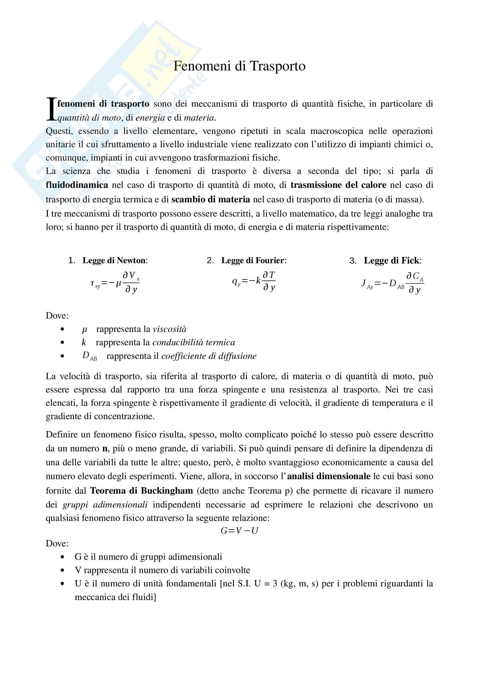 Relazione Laboratorio 2, Laboratorio di Ingegneria chimica Pag. 2