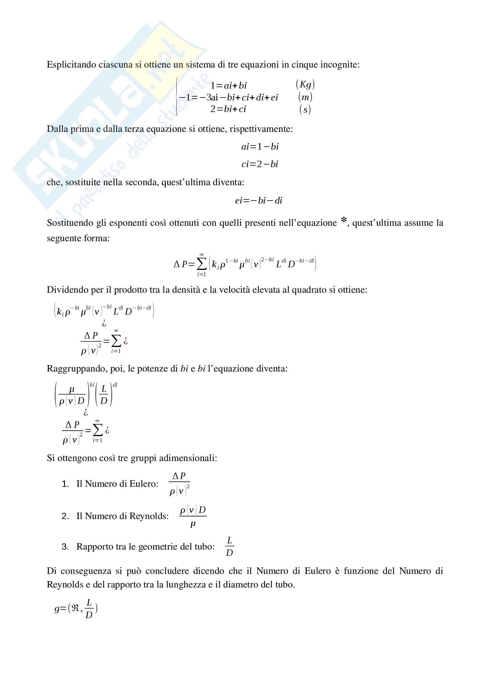 Relazione Laboratorio 2, Laboratorio di Ingegneria chimica Pag. 6