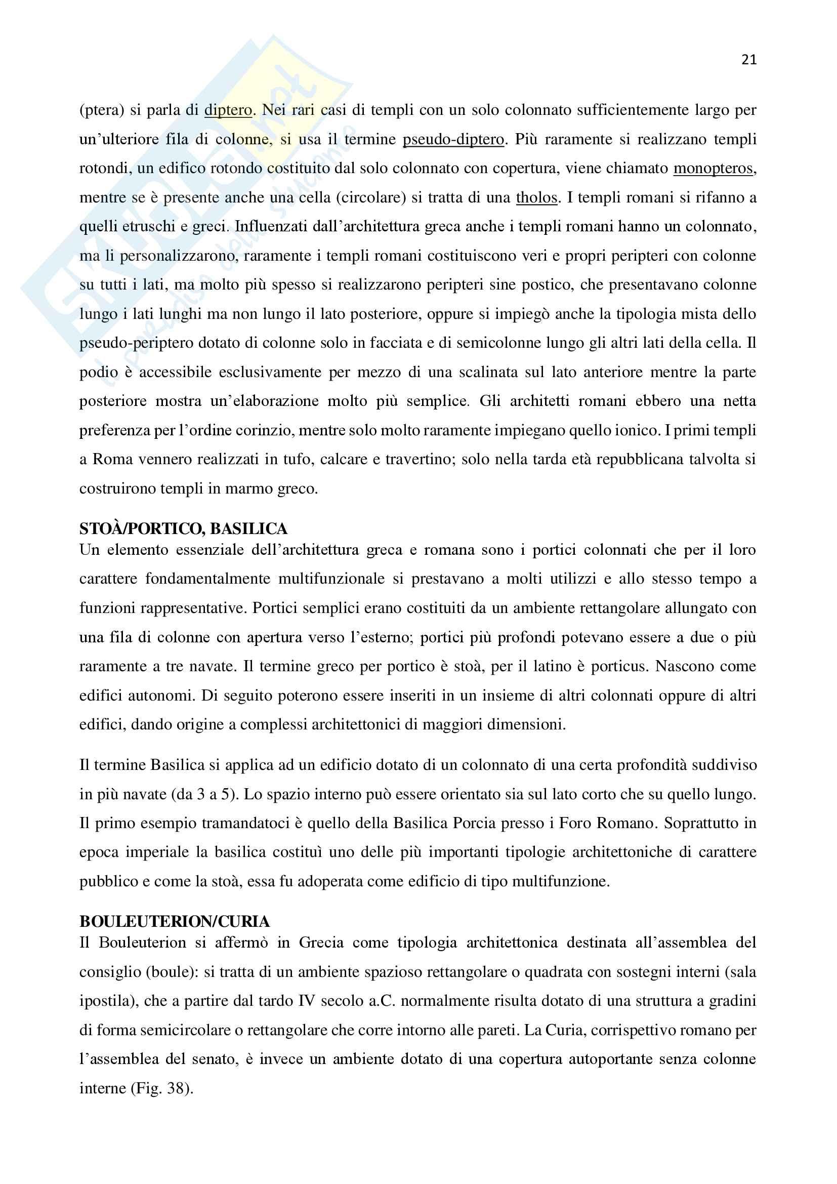 Riassunto esame archeologia greca e romana del professor Lippolis, libro consigliato L'archeologia classica: un'introduzione a cura di Tonio Hölscher Pag. 21