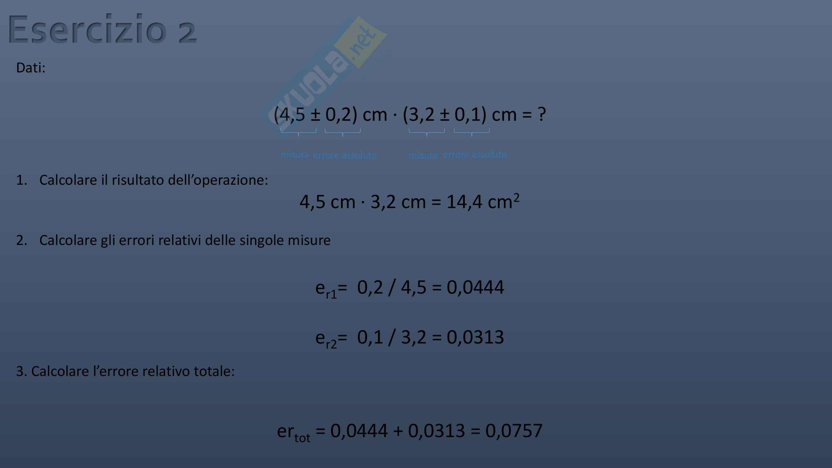 Fisica generale - calcolo vettoriale Pag. 6