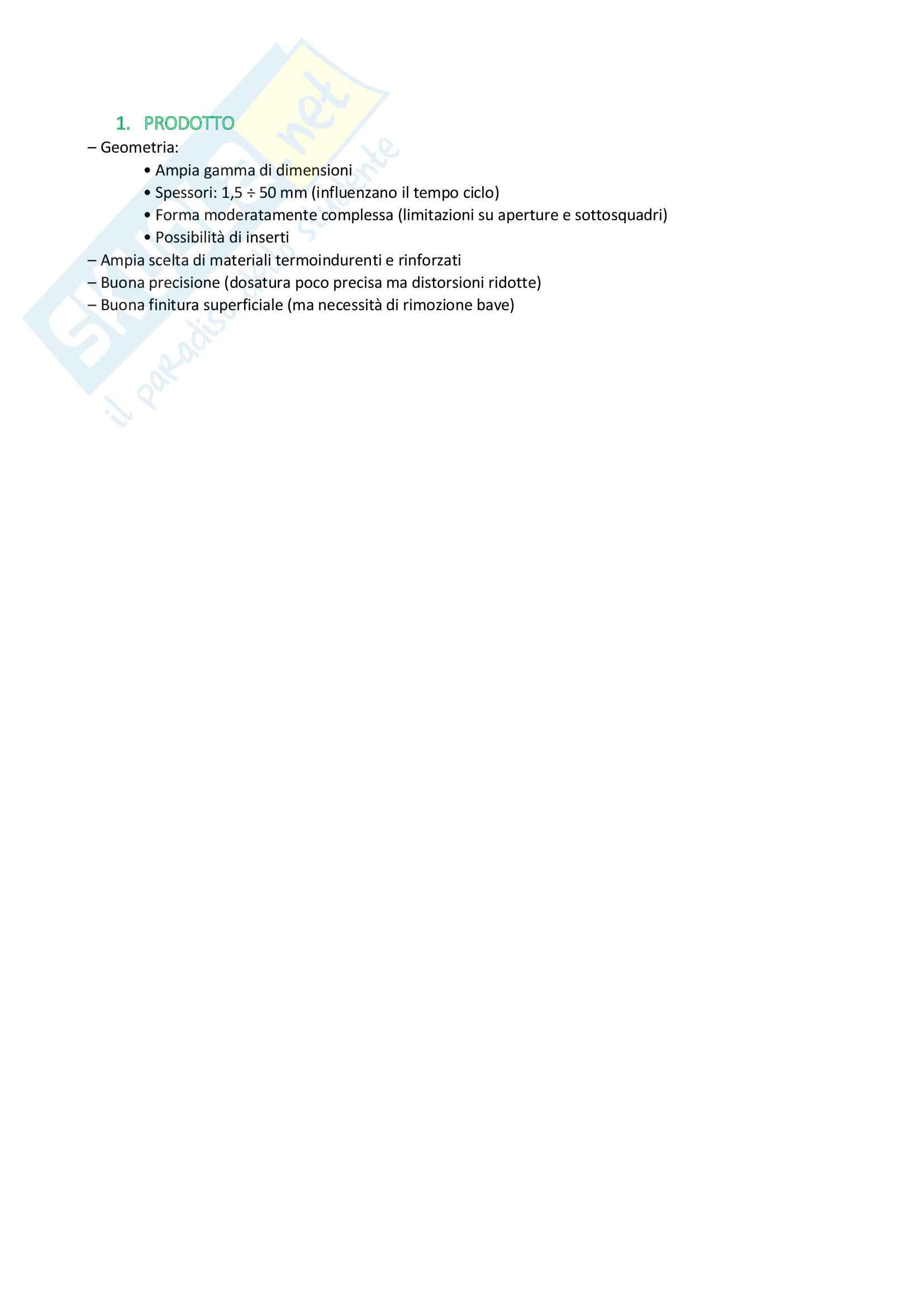 Sistemi Integrati di Produzione Pag. 11