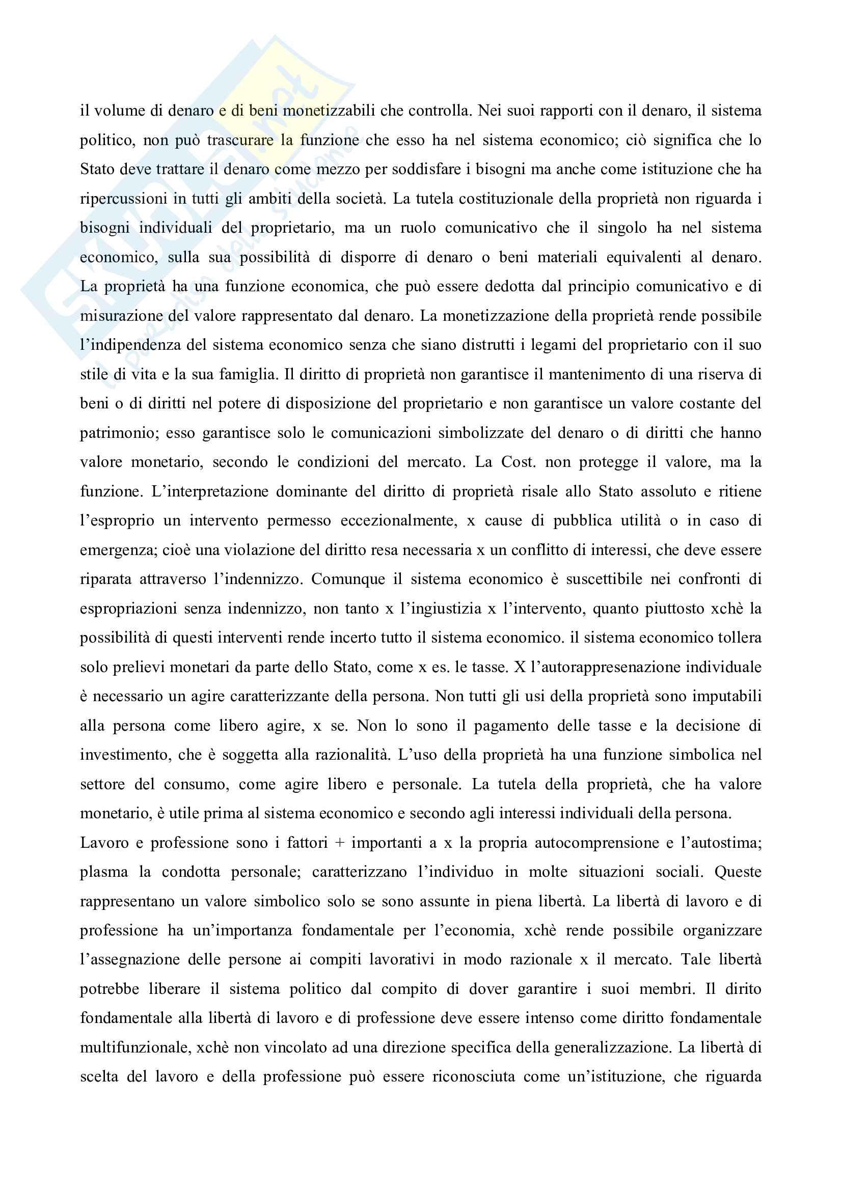 Riassunto esame sociologia del diritto, prof. Pannarale, libro consigliato I diritti fondamentali come istituzione, Luhmann Pag. 11