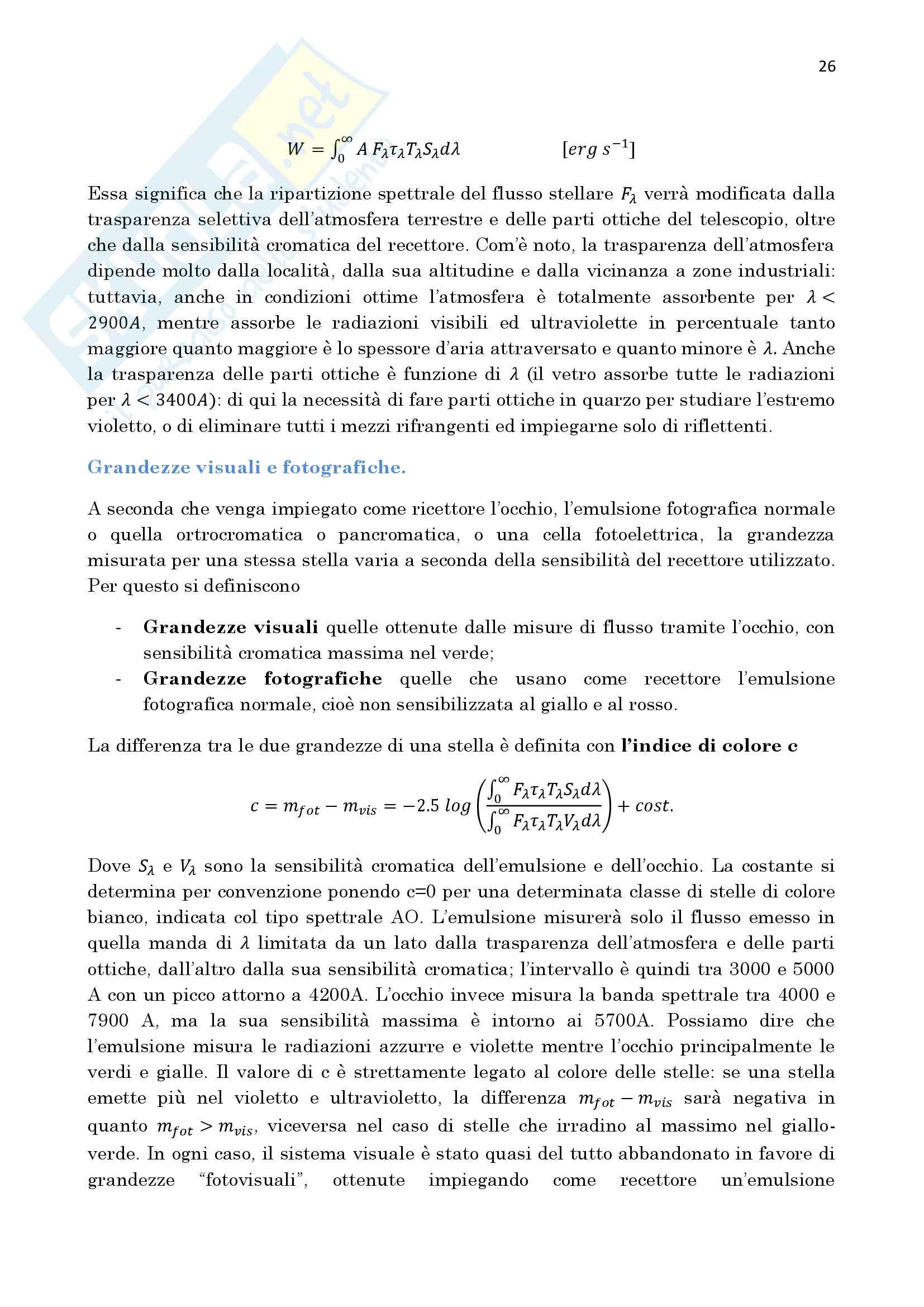 Astronomia Pag. 26