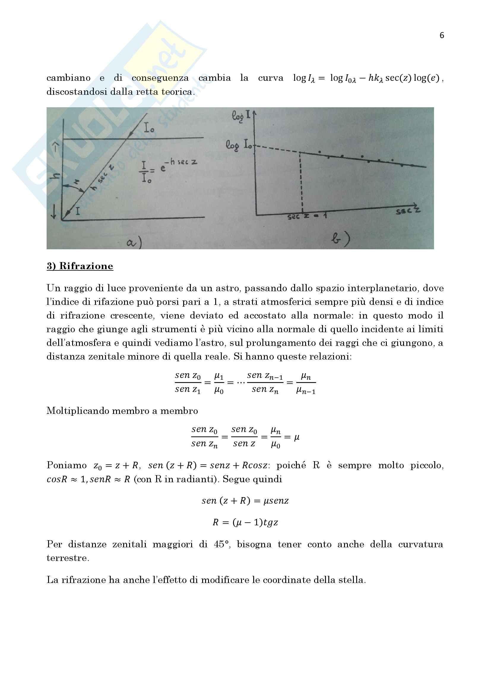 Astronomia Pag. 6