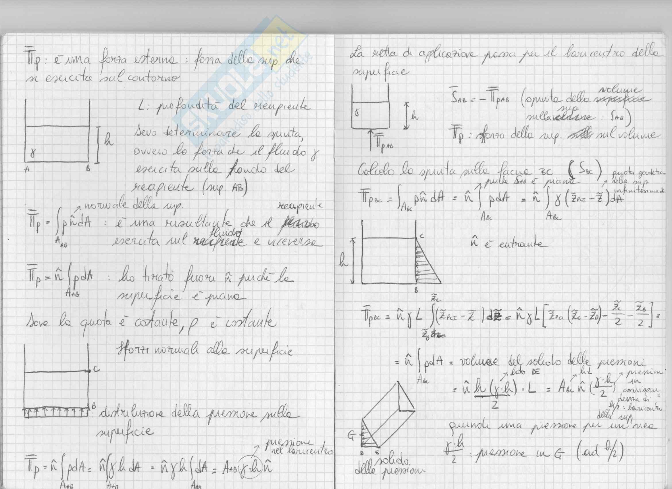 Meccanica dei fluidi - Lezioni Pag. 16