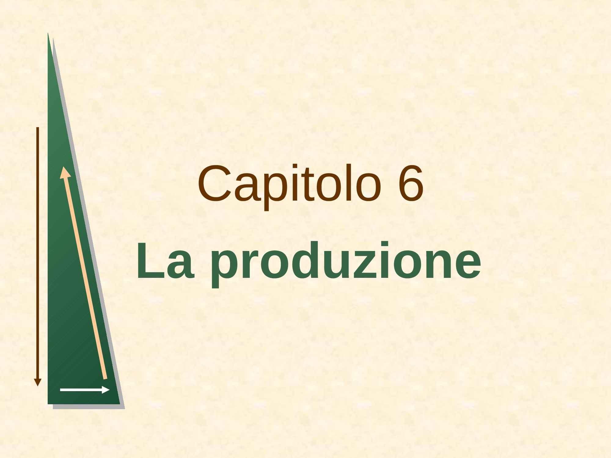 Produzione