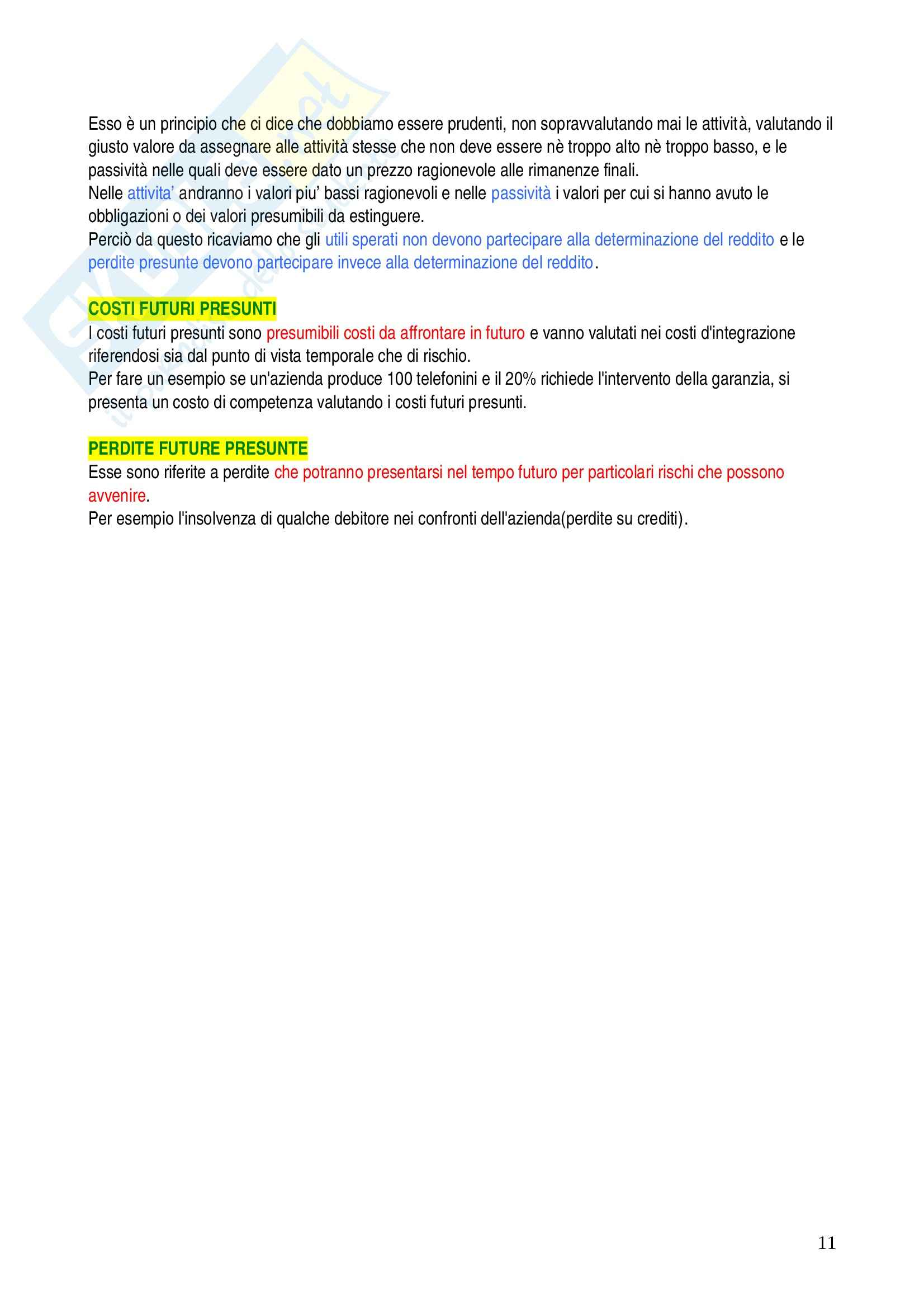 Economia ed organizzazione aziendale - domande Pag. 11
