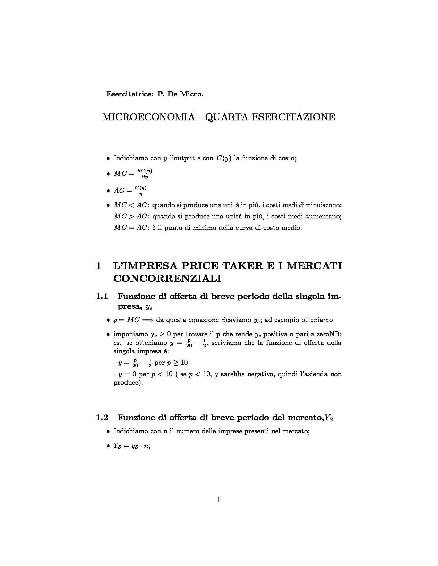 Microeconomia - Formulario Pag. 16