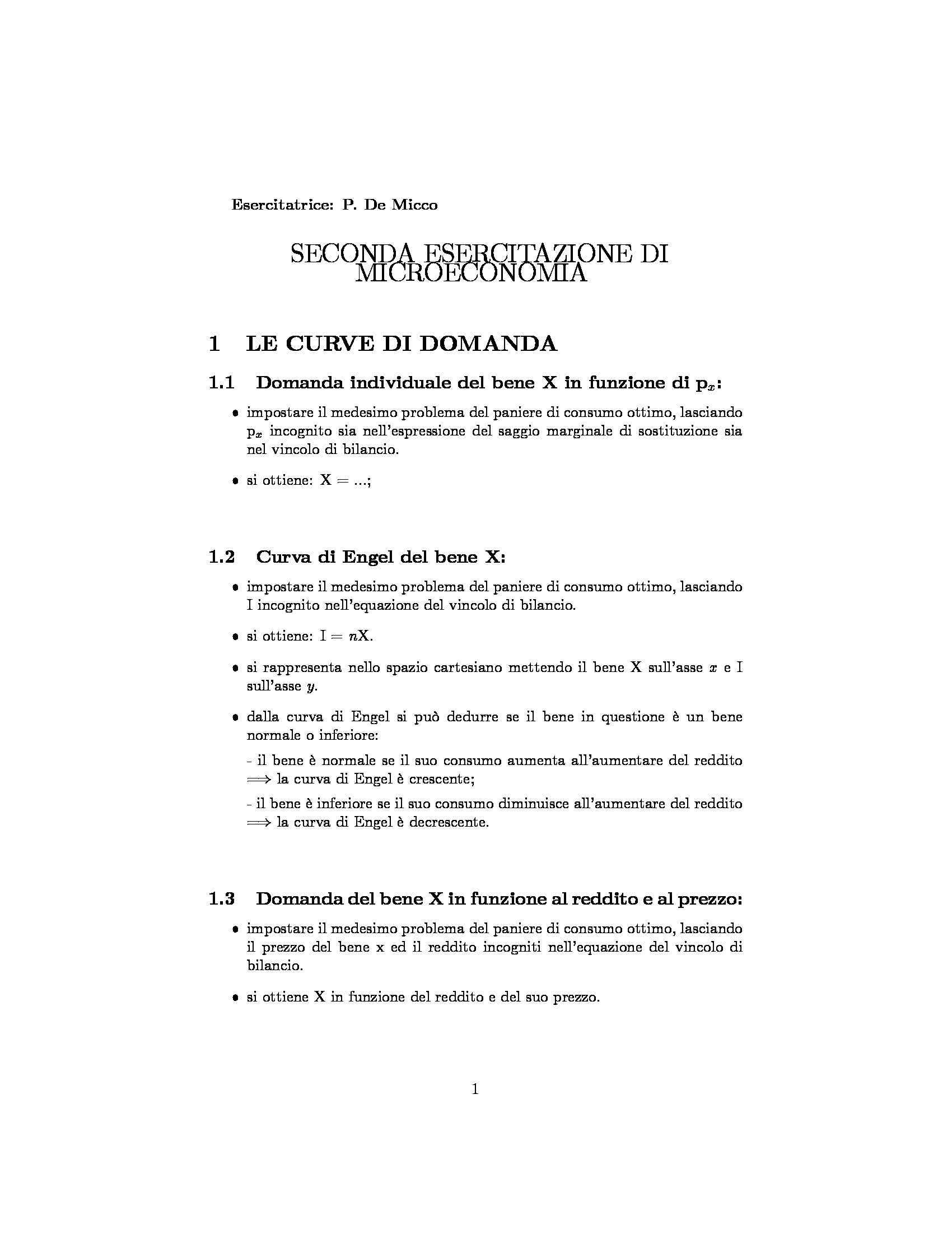 Microeconomia - Formulario Pag. 6
