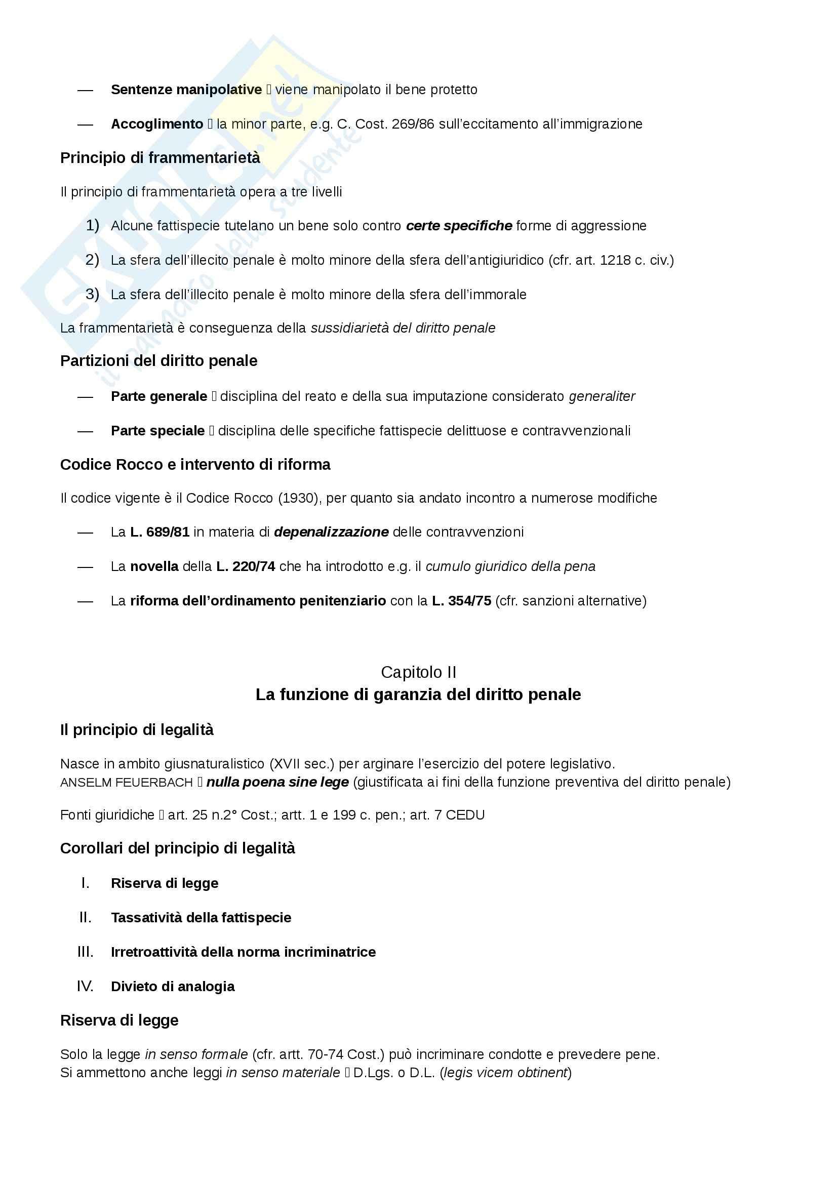 Diritto penale - schema Pag. 2