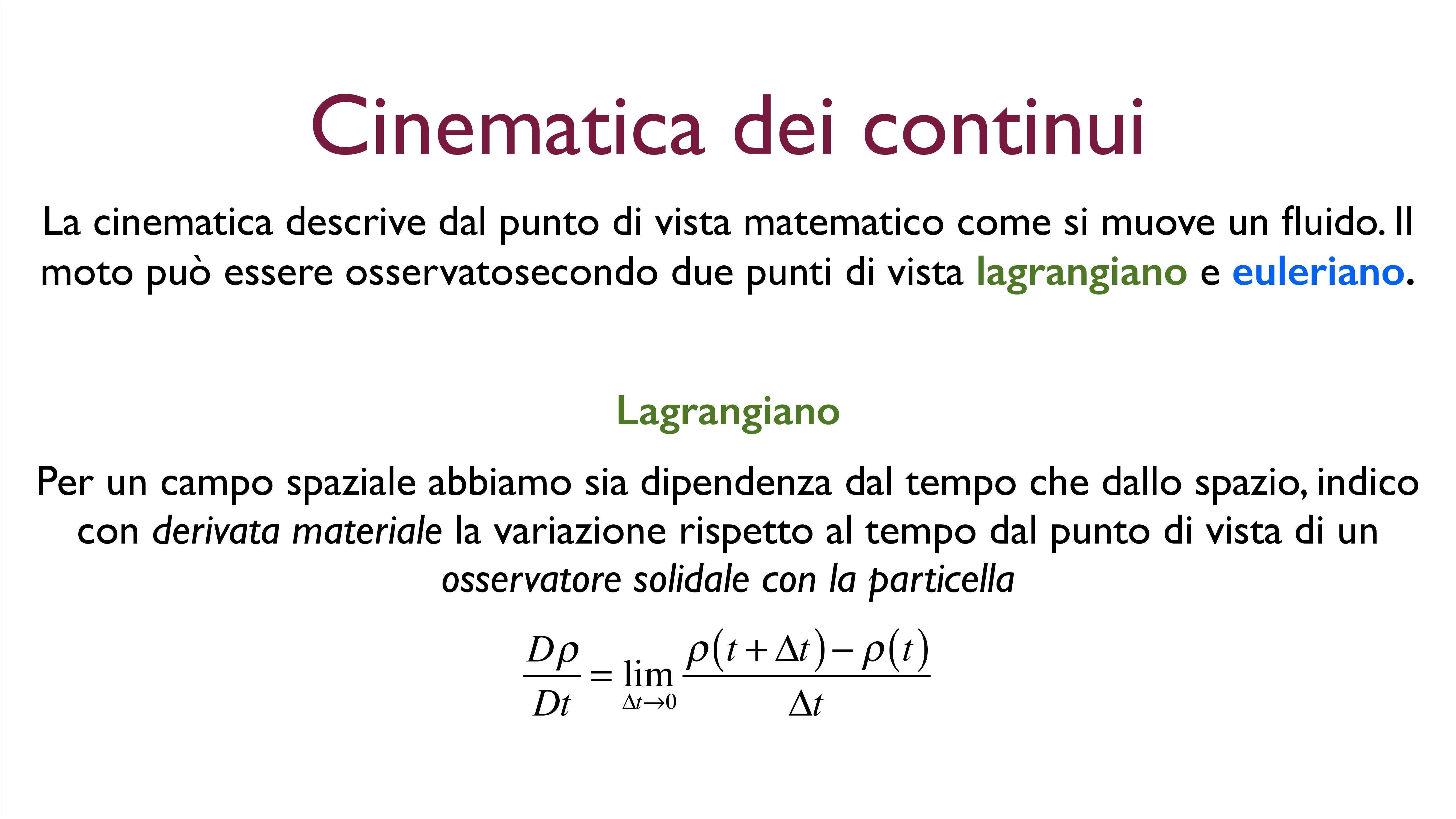 Meccanica dei fluidi primo esonero Pag. 2