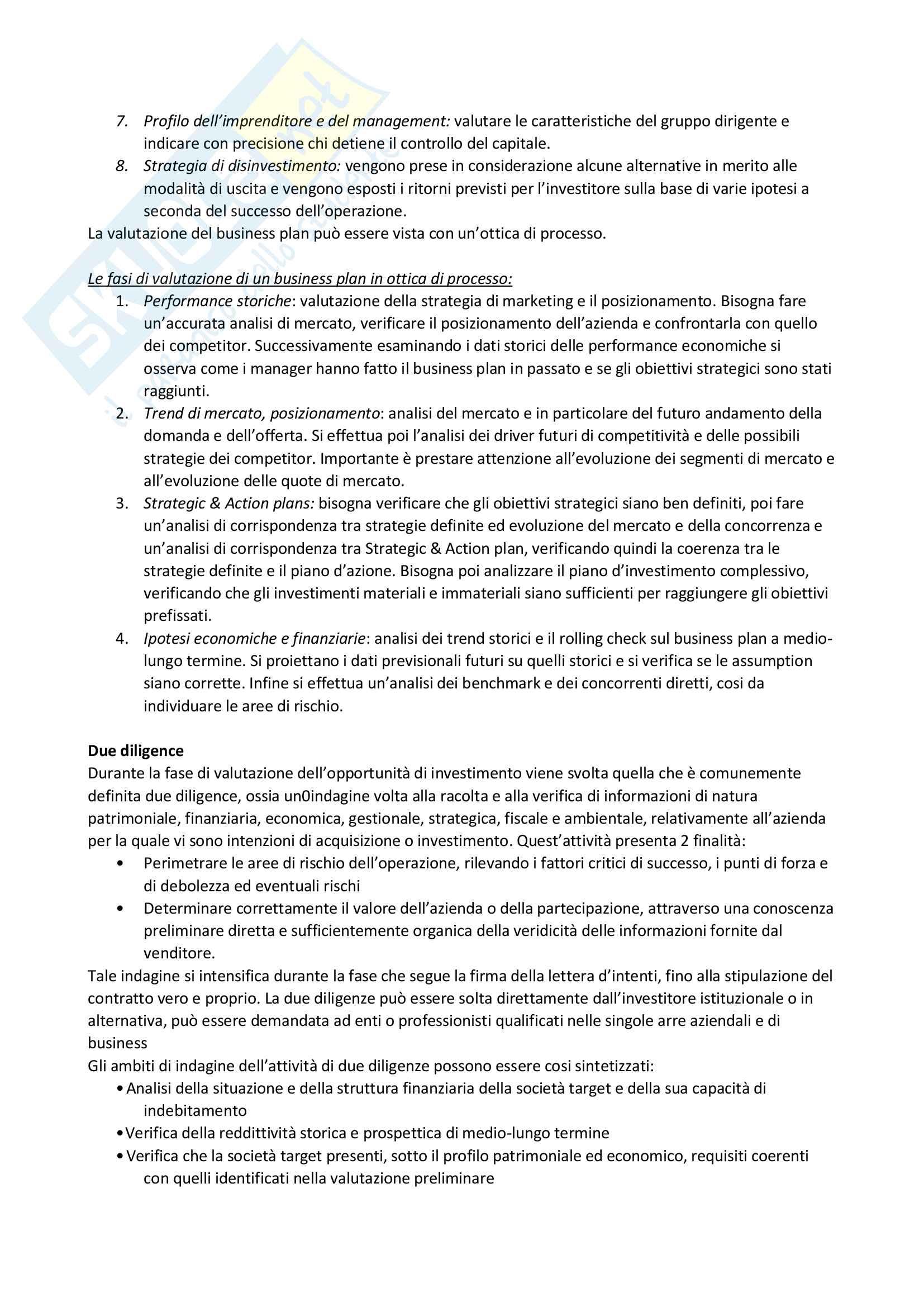 Corporate finance e principi contabili internazionali Economia Torino Pag. 86