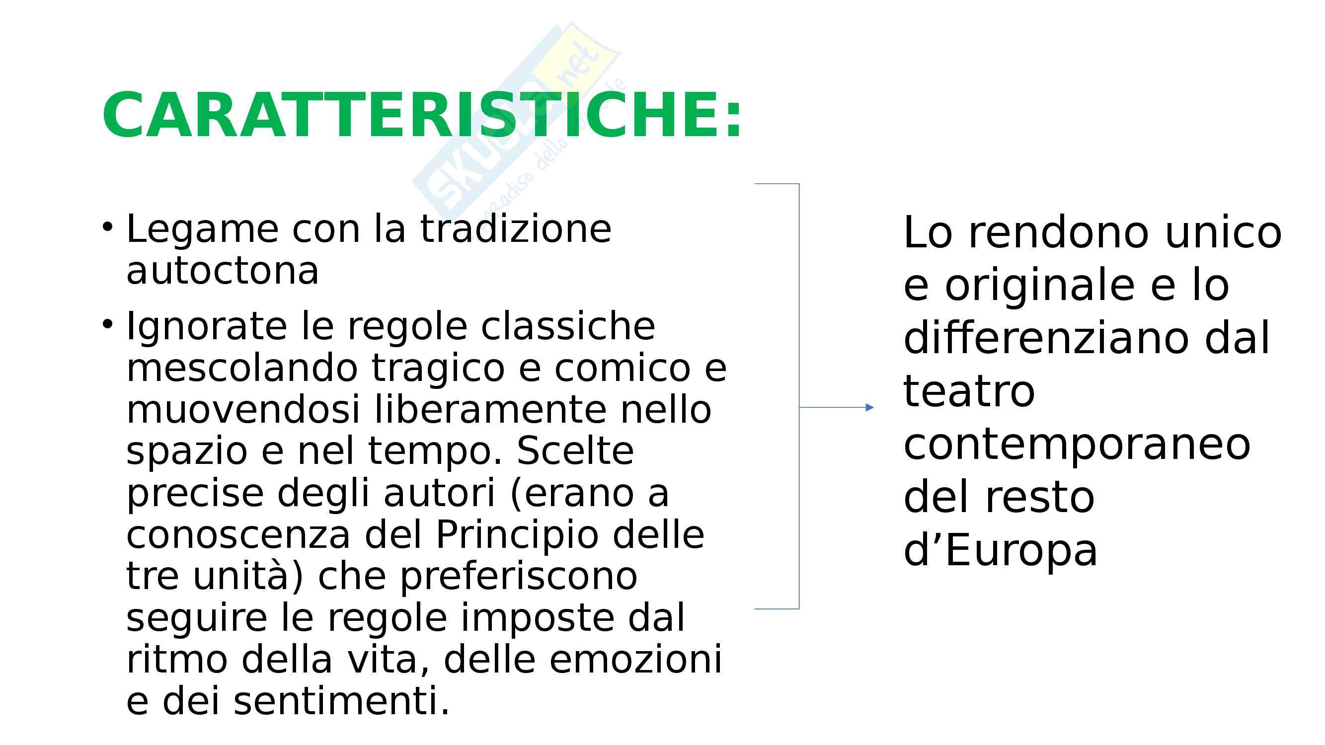 Teatro elisabettiano Pag. 2