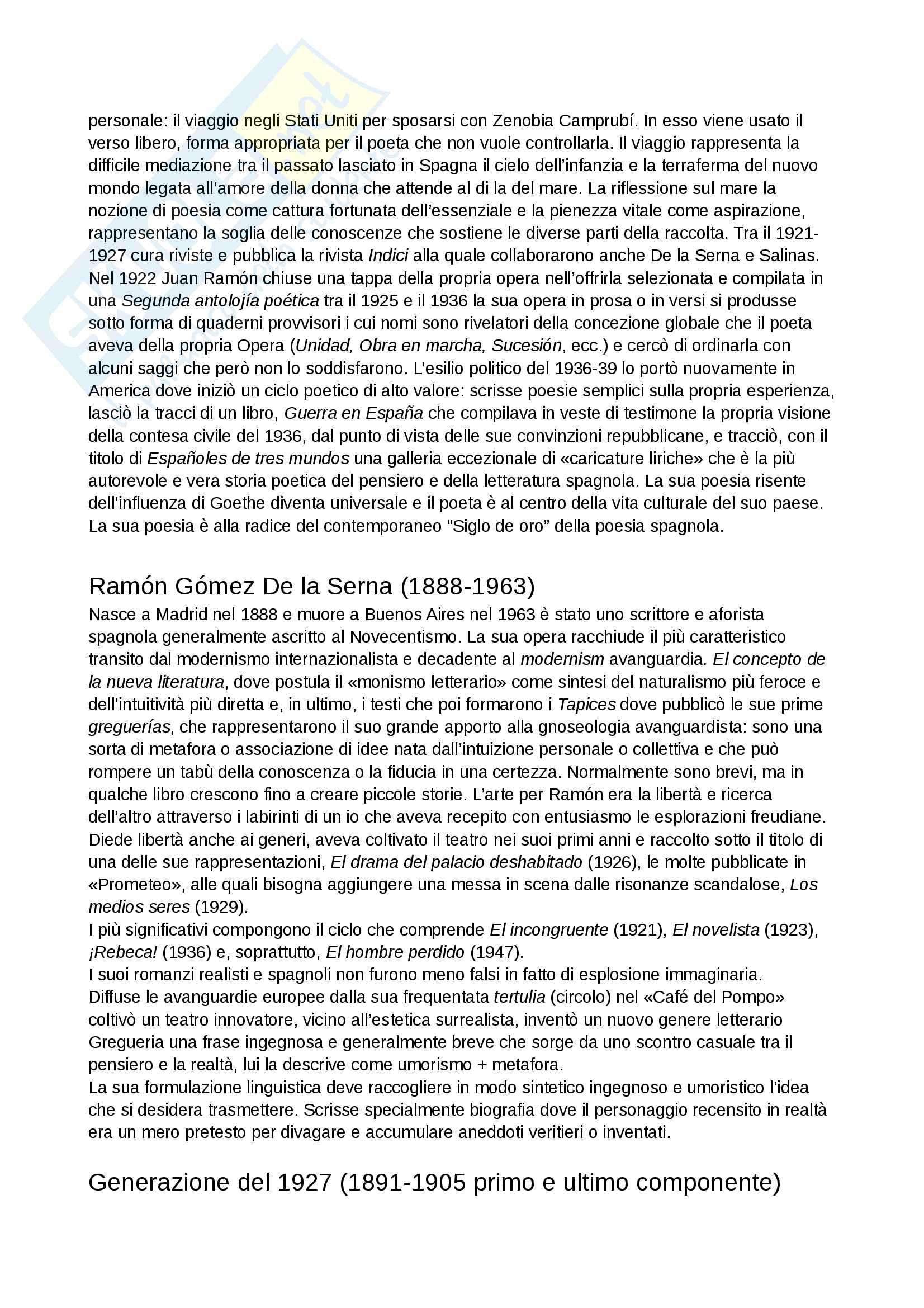 Spagna del XX secolo Pag. 6
