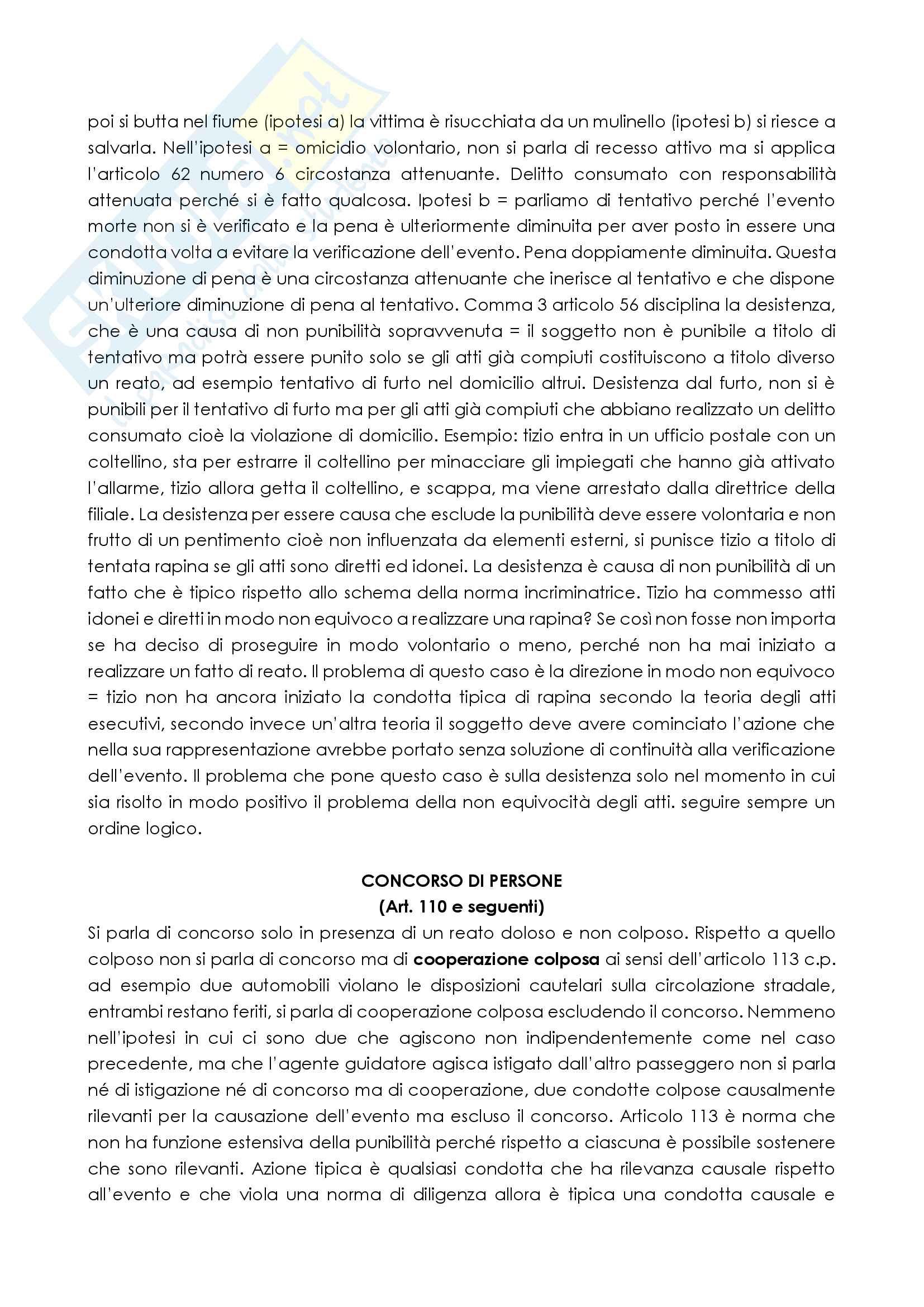 Il reato di Associazione per delinquere art 416 c p Pag. 6