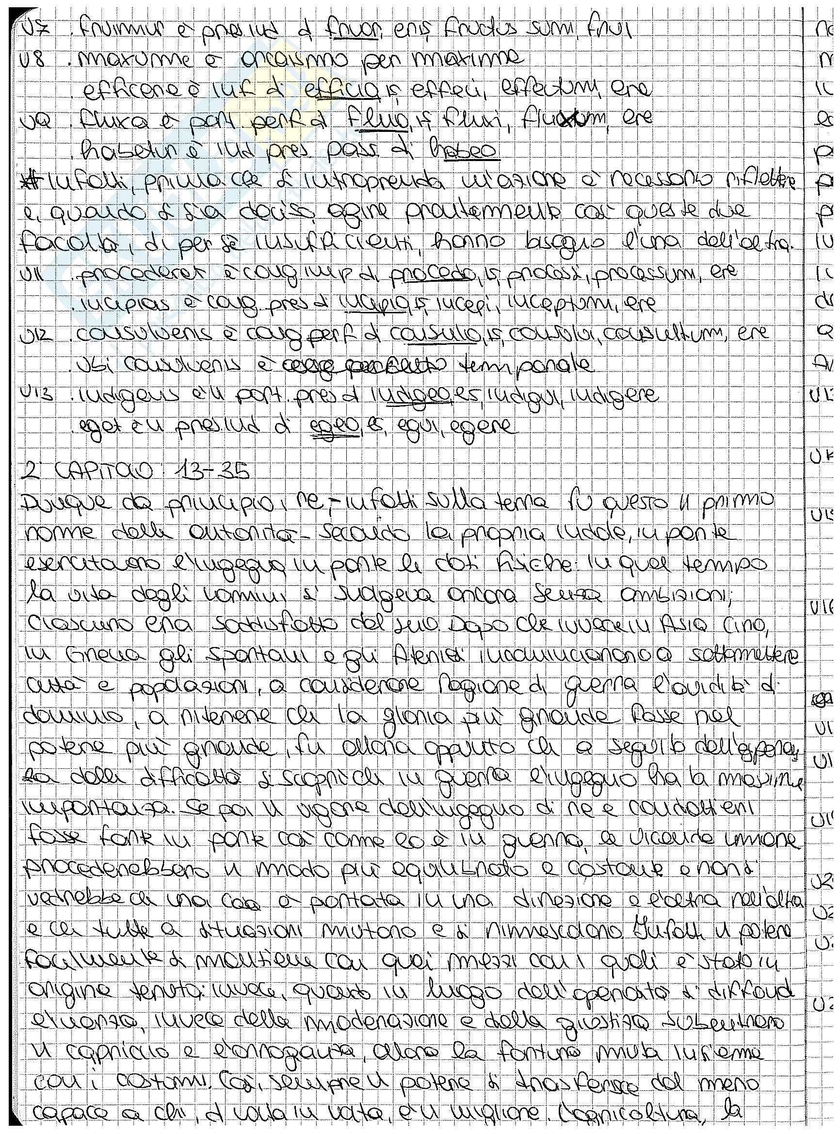 Analisi e paradigmi della Congiura di Catilina Pag. 2