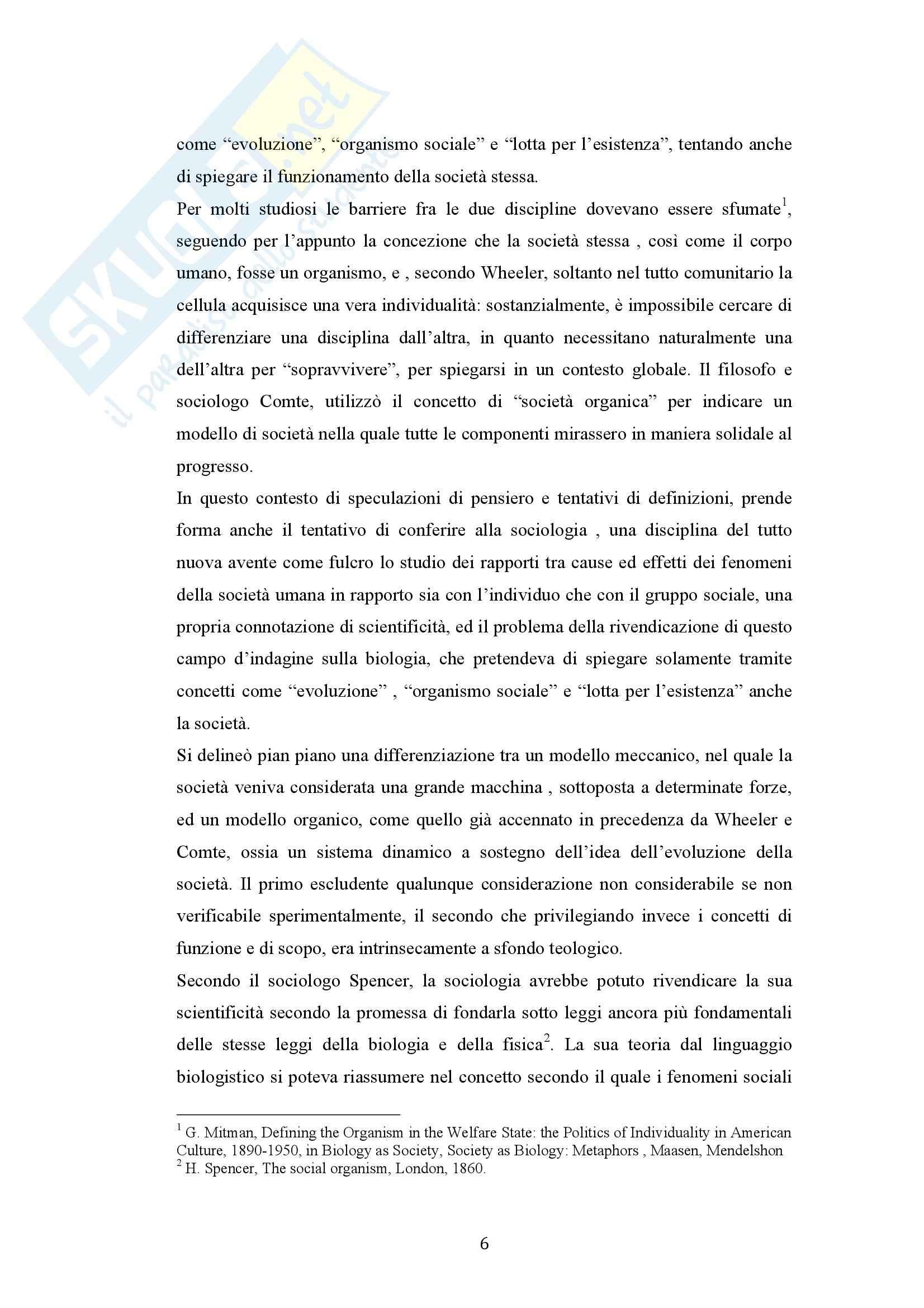 Tesi, La figura di Pasquale Rossi ed il suo contributo alla psicologia collettiva: il problema della folla Pag. 6