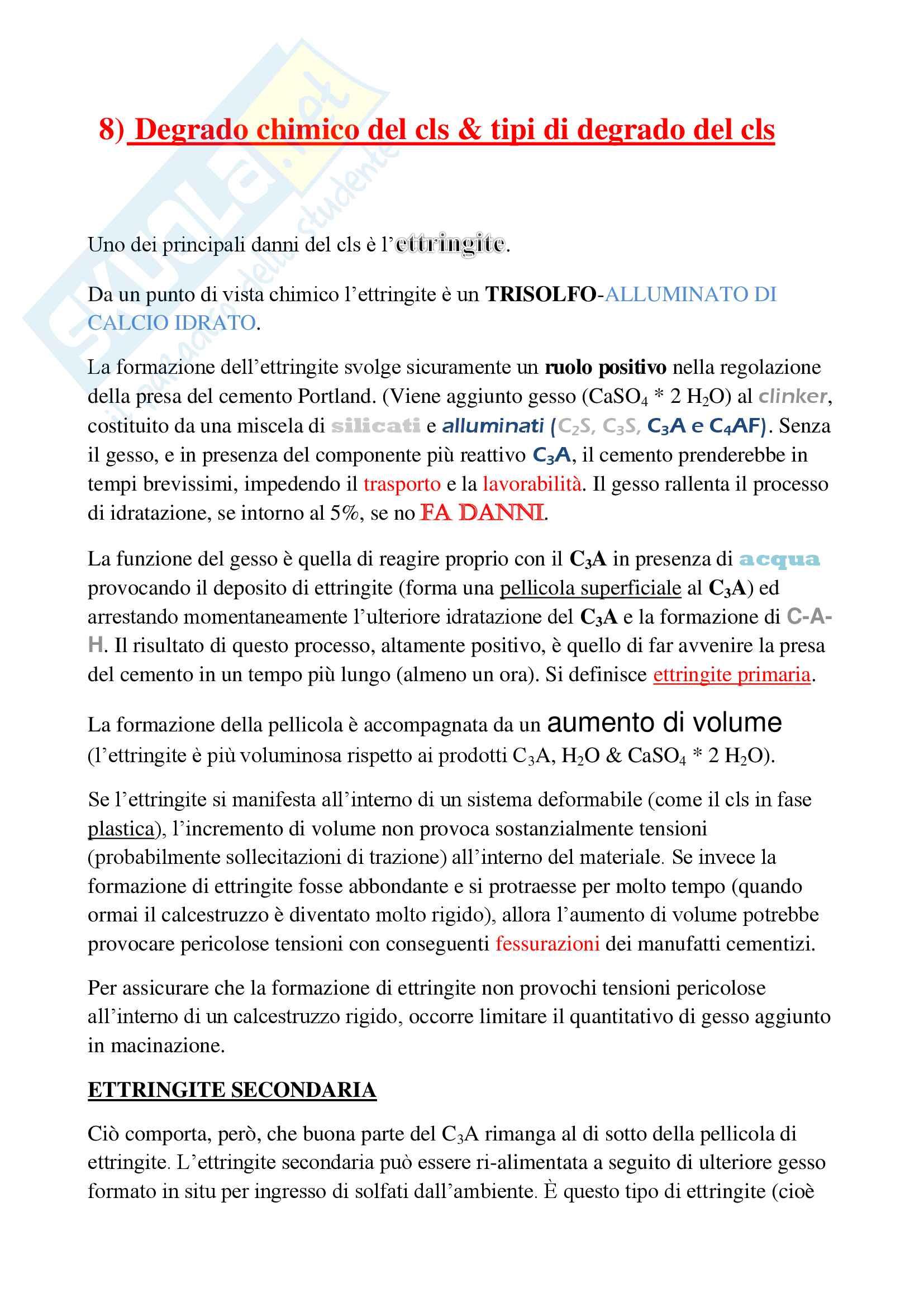 Scienze dei Materiali -domande tipo e risposte- Pag. 21