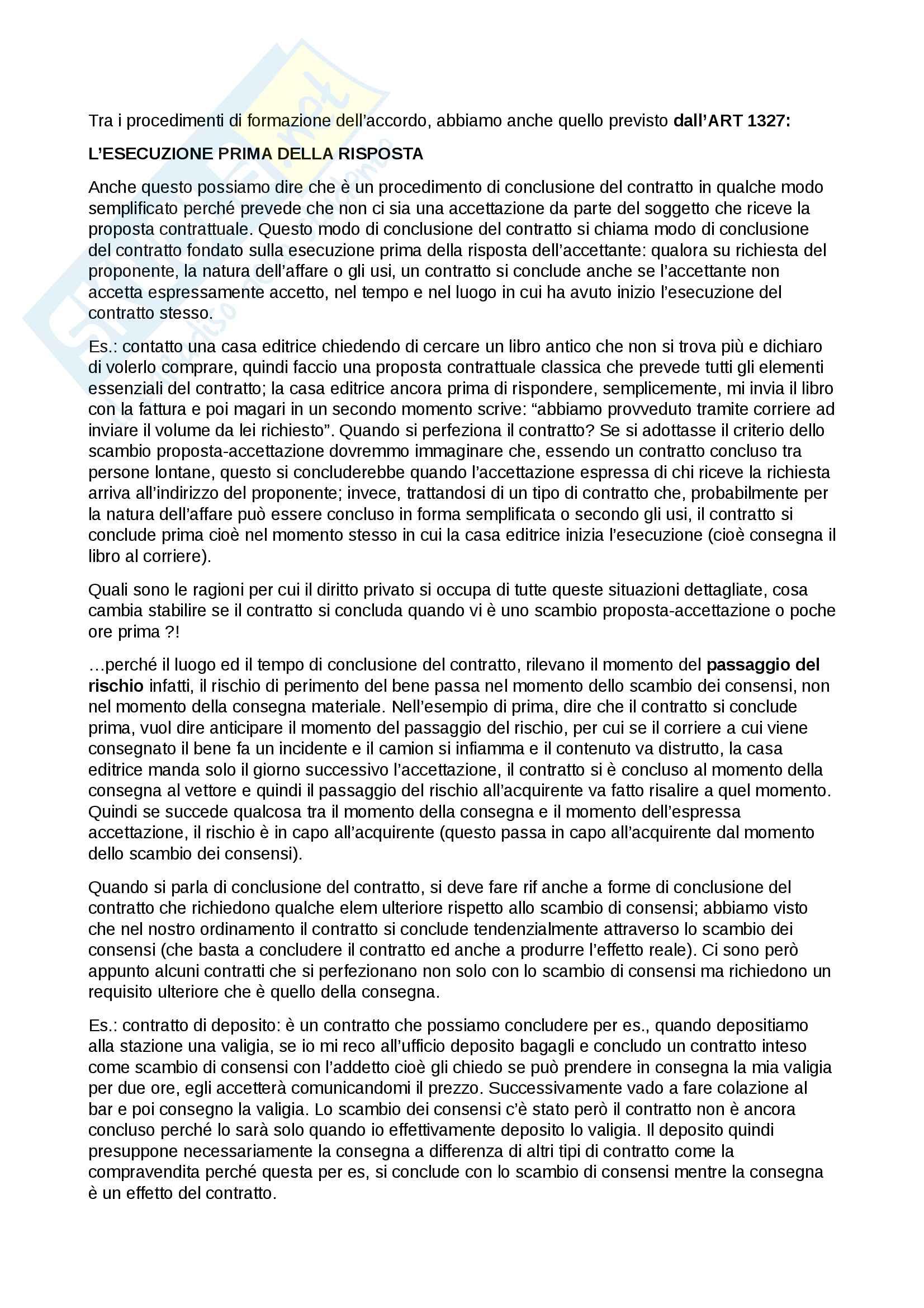 10 Contratto clausole vessatorie