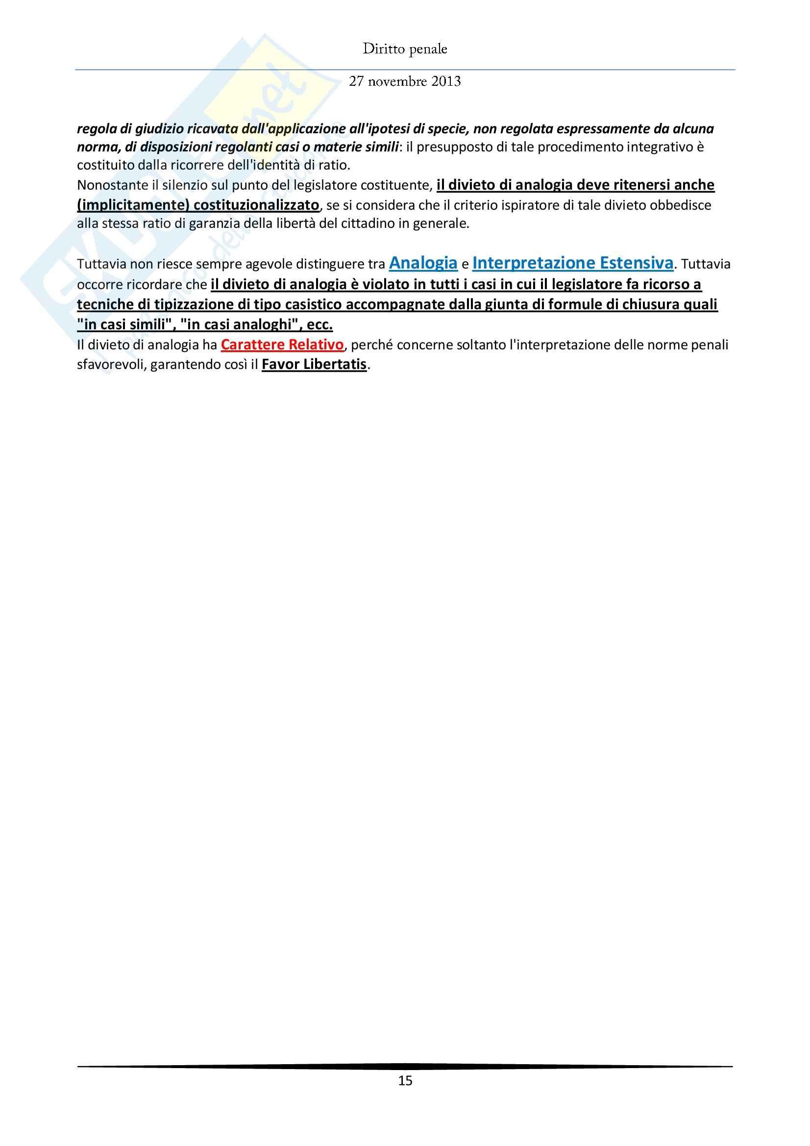 Diritto penale I Pag. 16