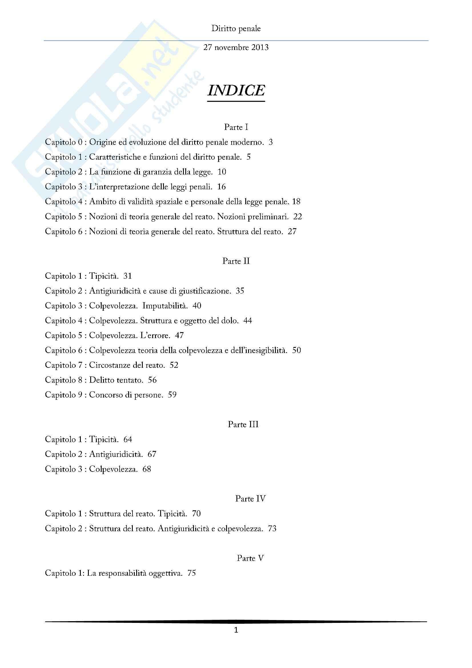 Diritto penale I Pag. 2