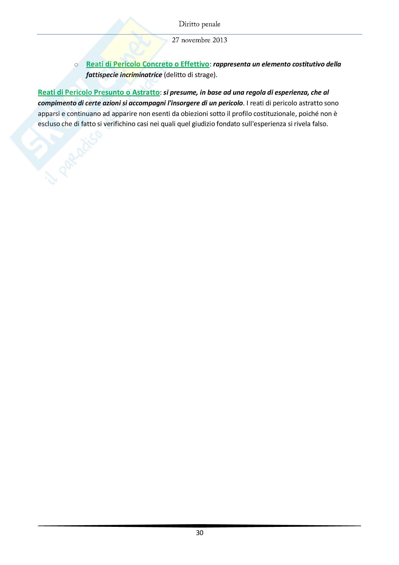Diritto penale I Pag. 31